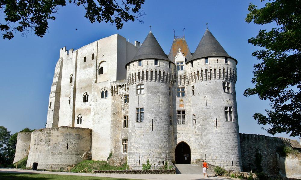 Chateau Saint-Jean, Nogent-le-Rotrou