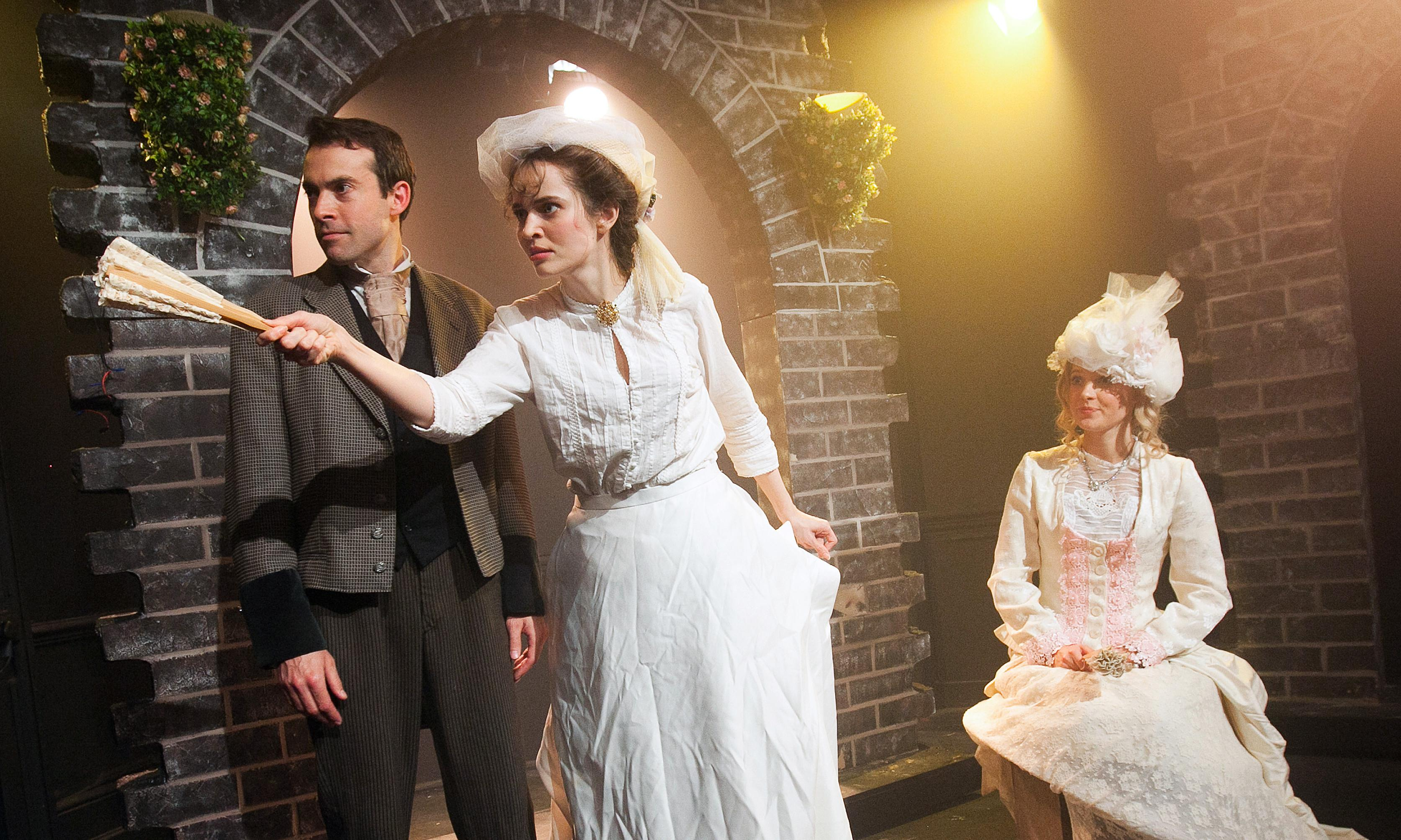 After Dark review – a deliciously dank vision of Victorian London