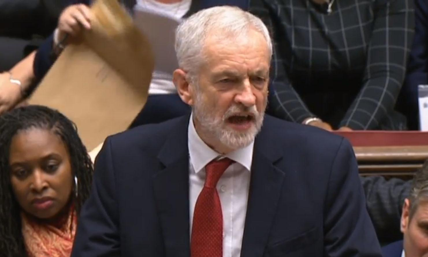 Corbyn and Labour must now go hell for leather for another referendum