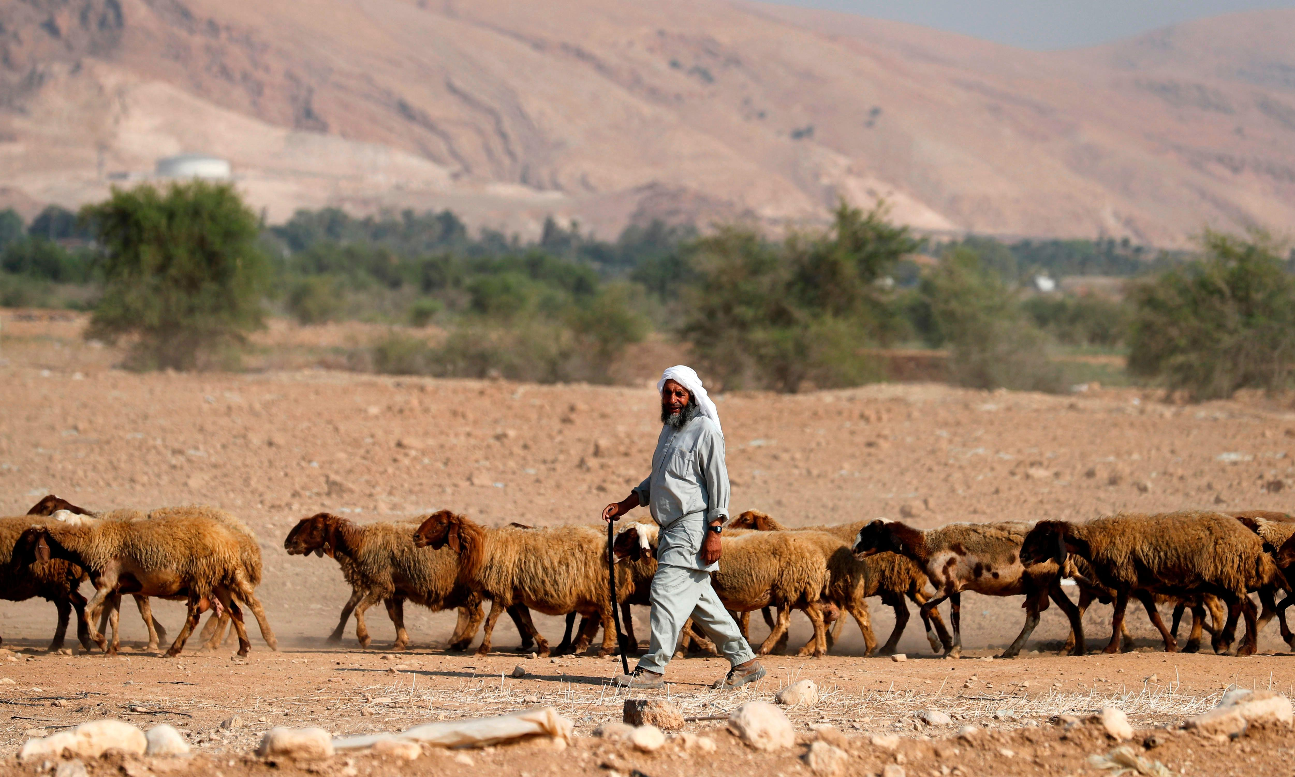 The Guardian view on Netanyahu's land grab: a prison, not a peace