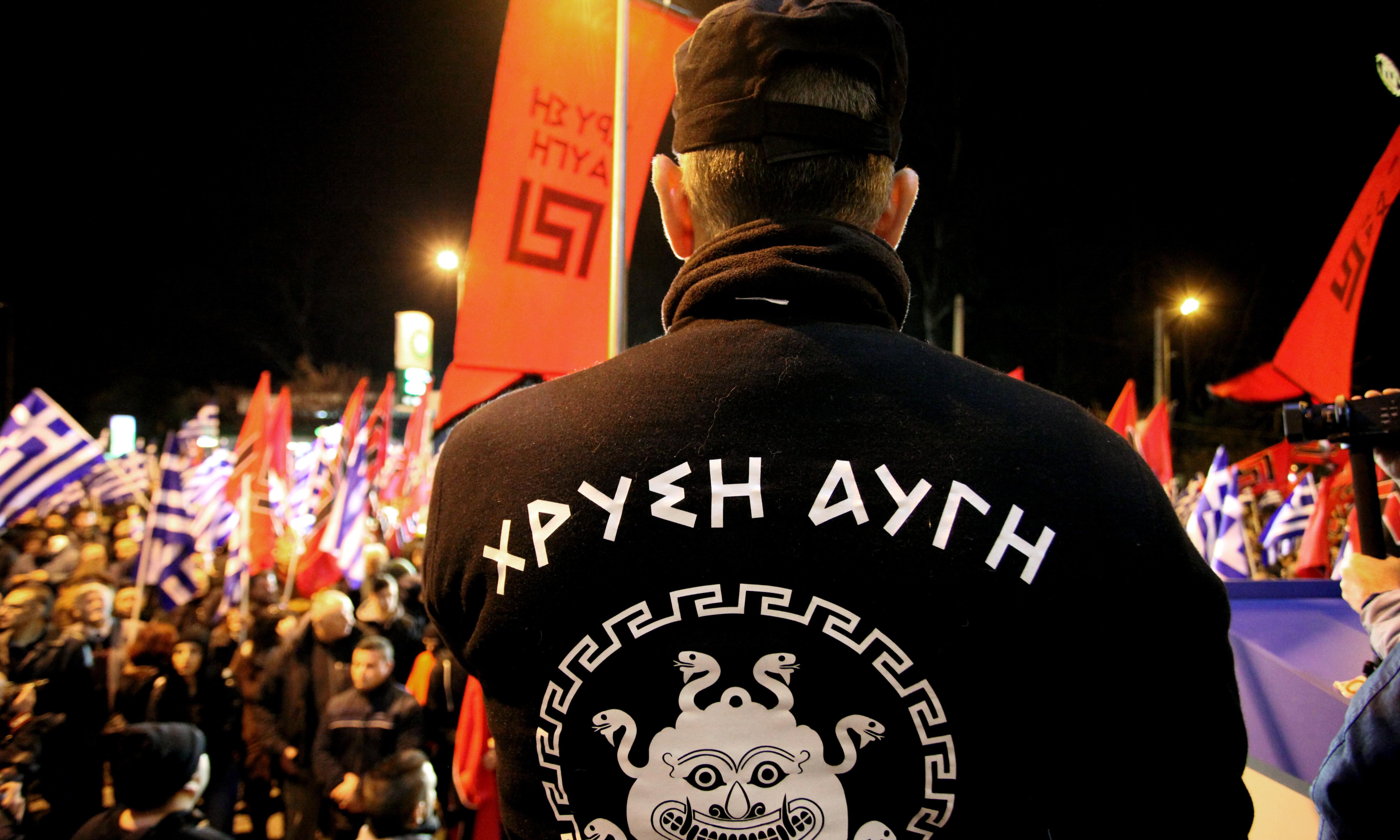 After murder, defections and poll defeat: the sun sets on Greece's Golden Dawn