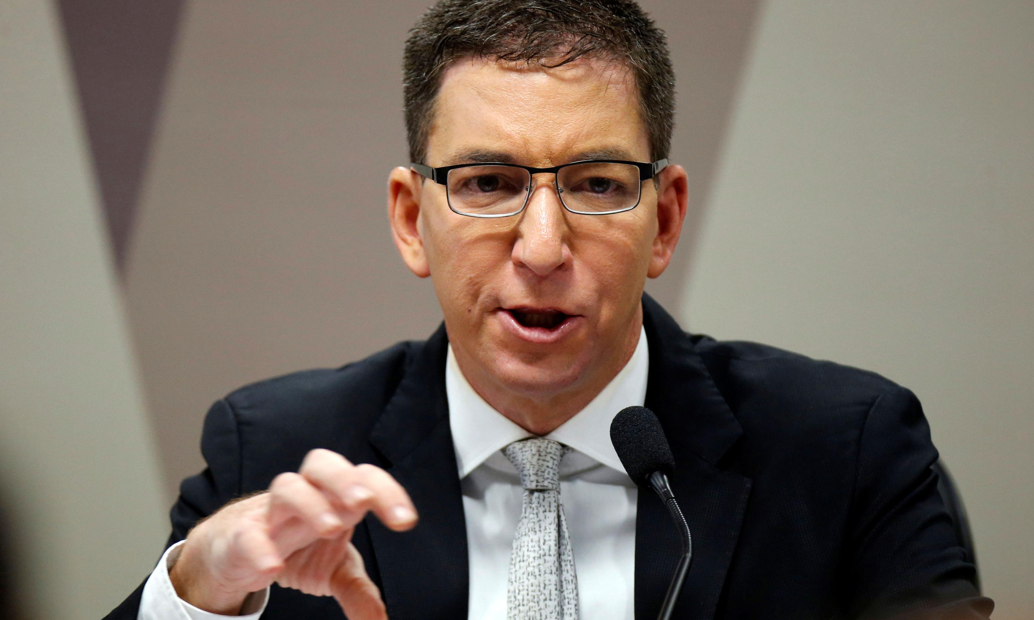 Brazil must reveal investigations into journalist Glenn Greenwald, court says