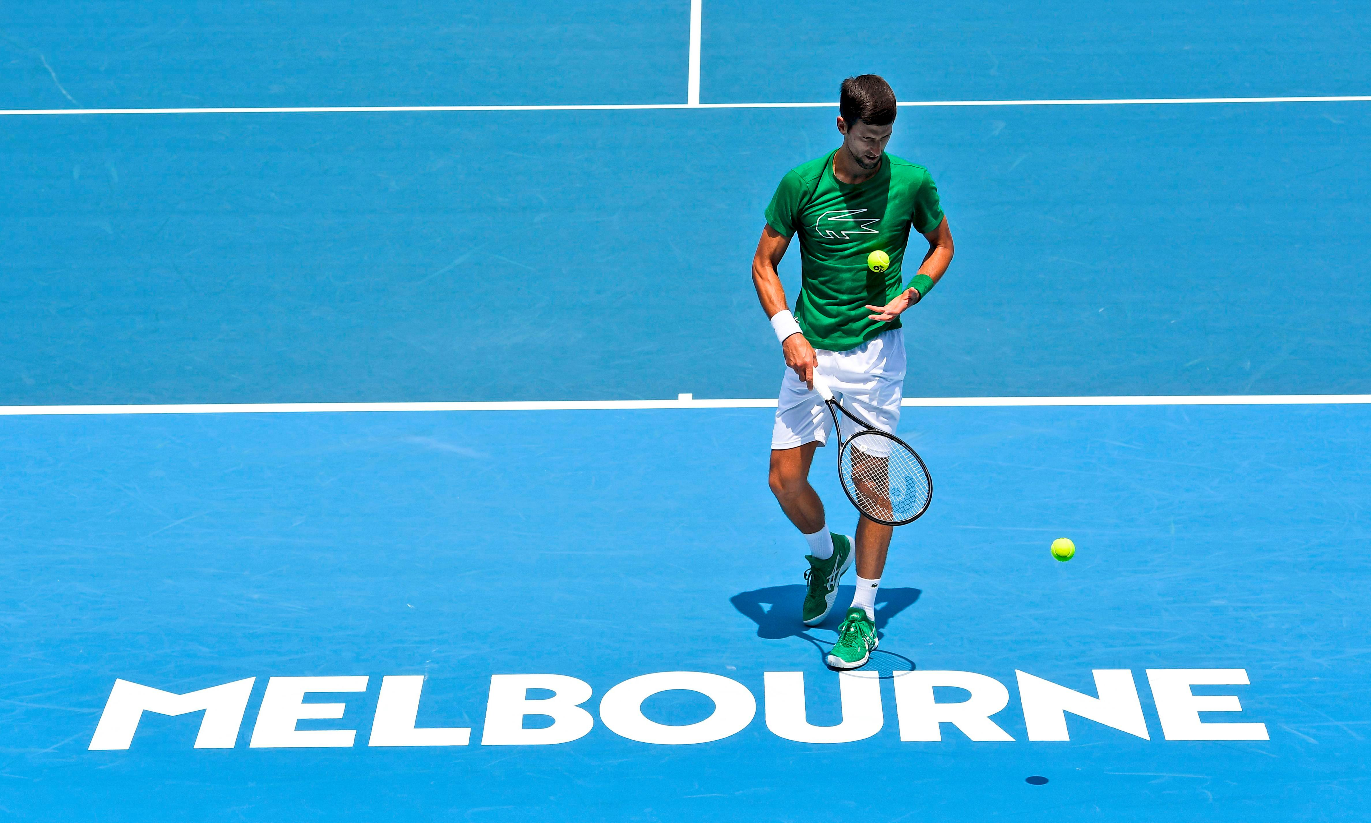 Djokovic's Melbourne haven may be hazardous for Nadal and Federer