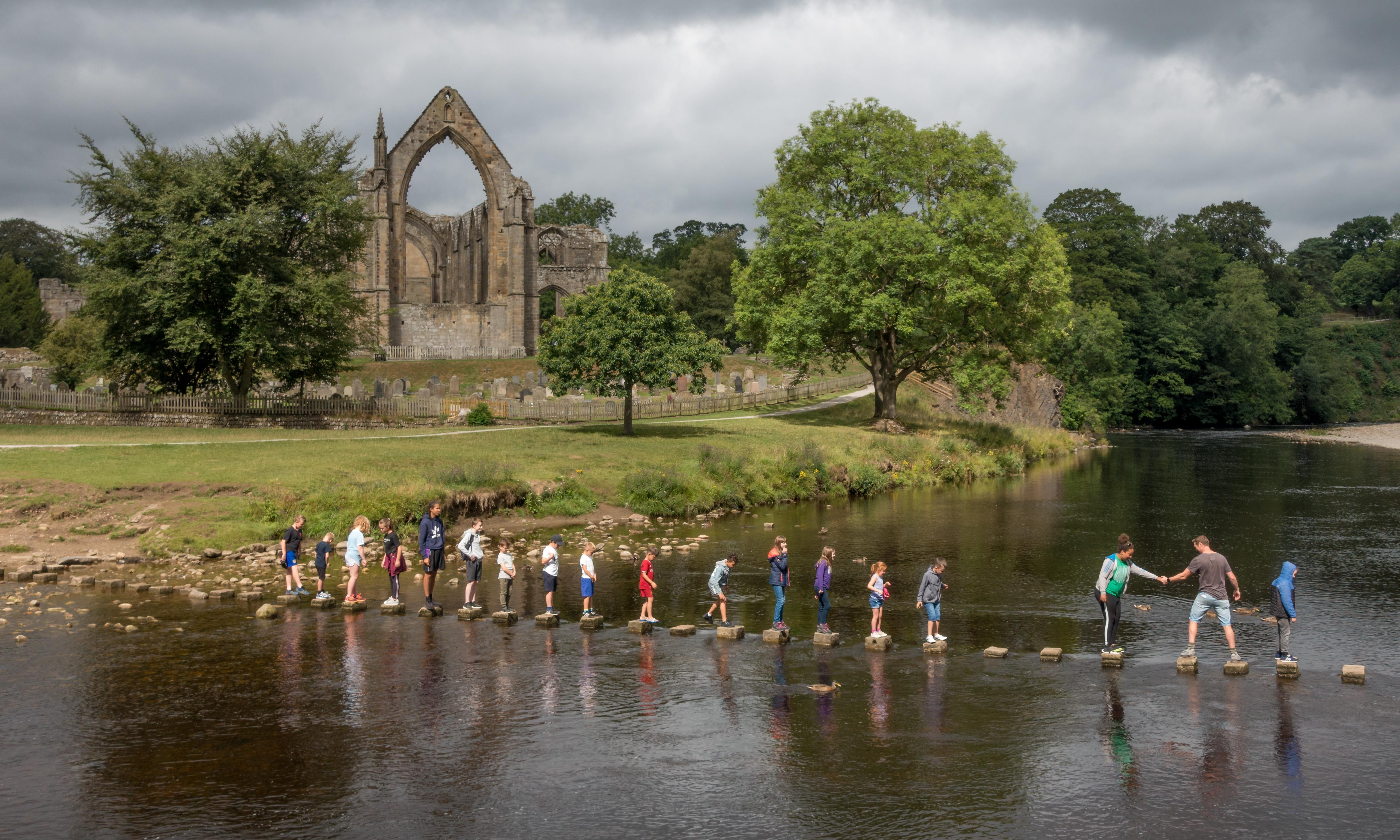 Take the kids to … Bolton Abbey, Yorkshire Dales