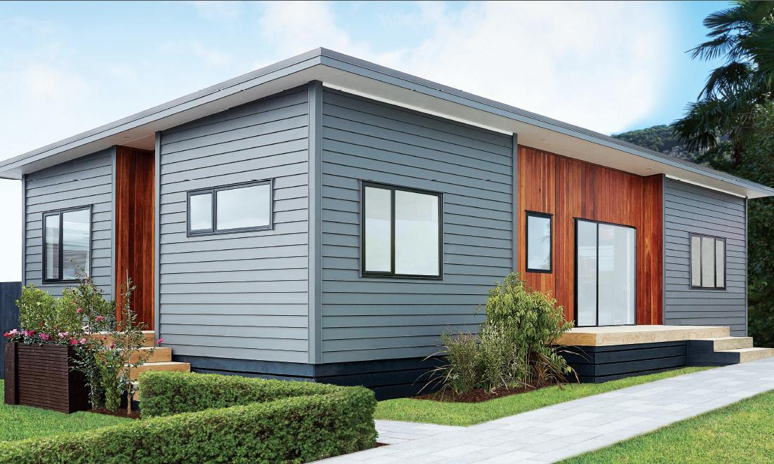 Bunnings flatpack homes fly off the shelves – but only in New Zealand