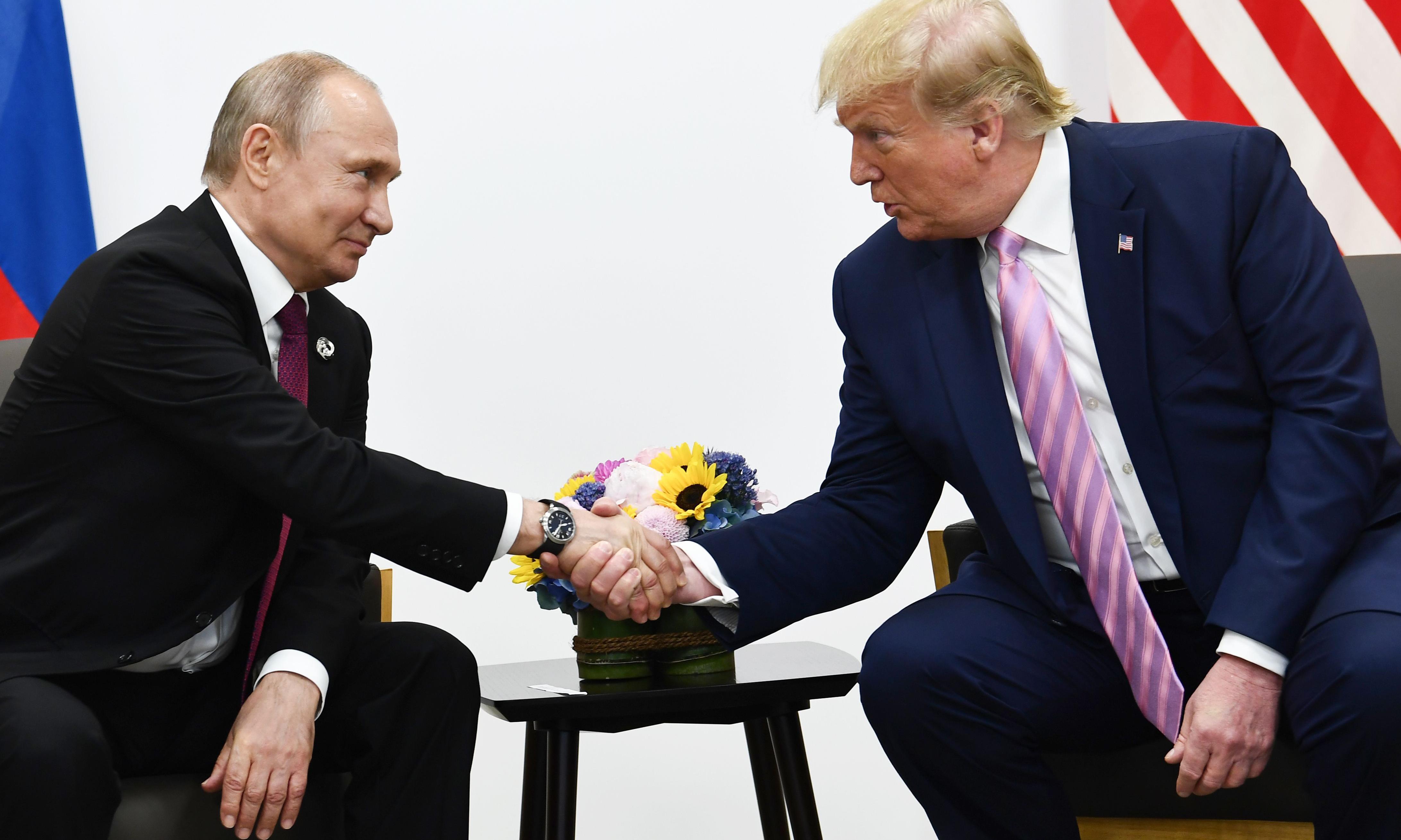Crime in Progress review – the secret history of the Trump-Russia investigation