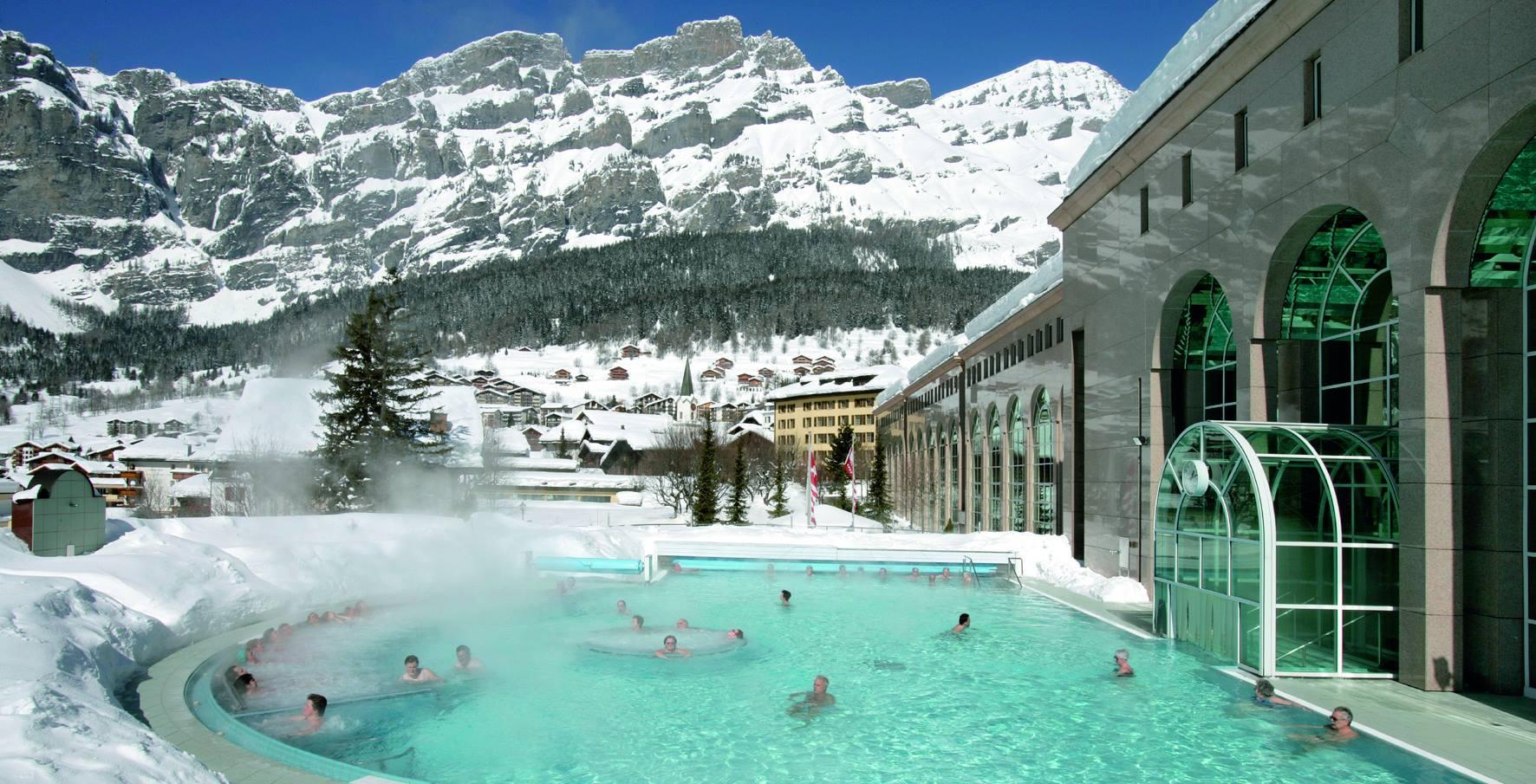 20 of the best spas in Europe