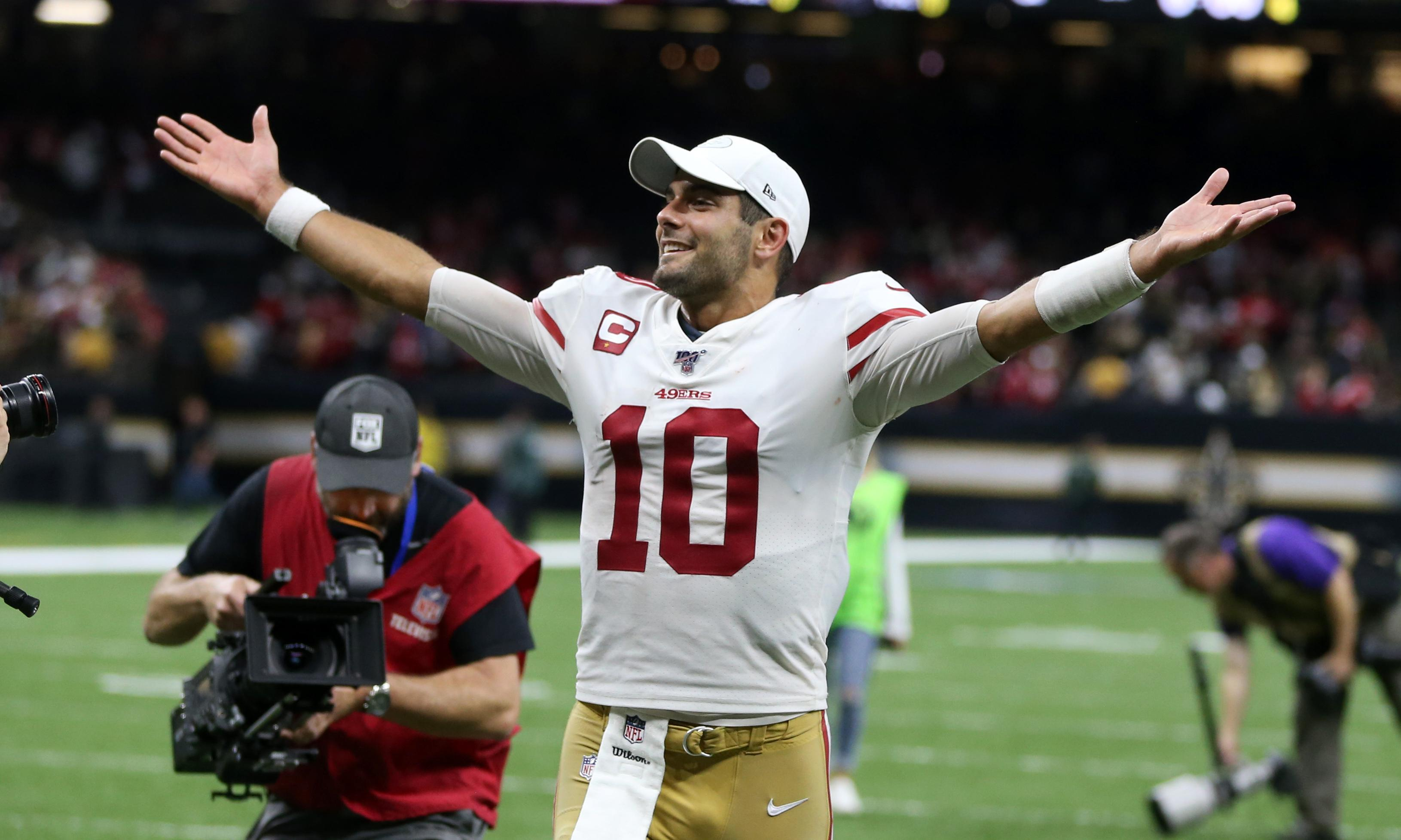 The 49ers are a revelation but the NFL's ridiculous seeding could kill them