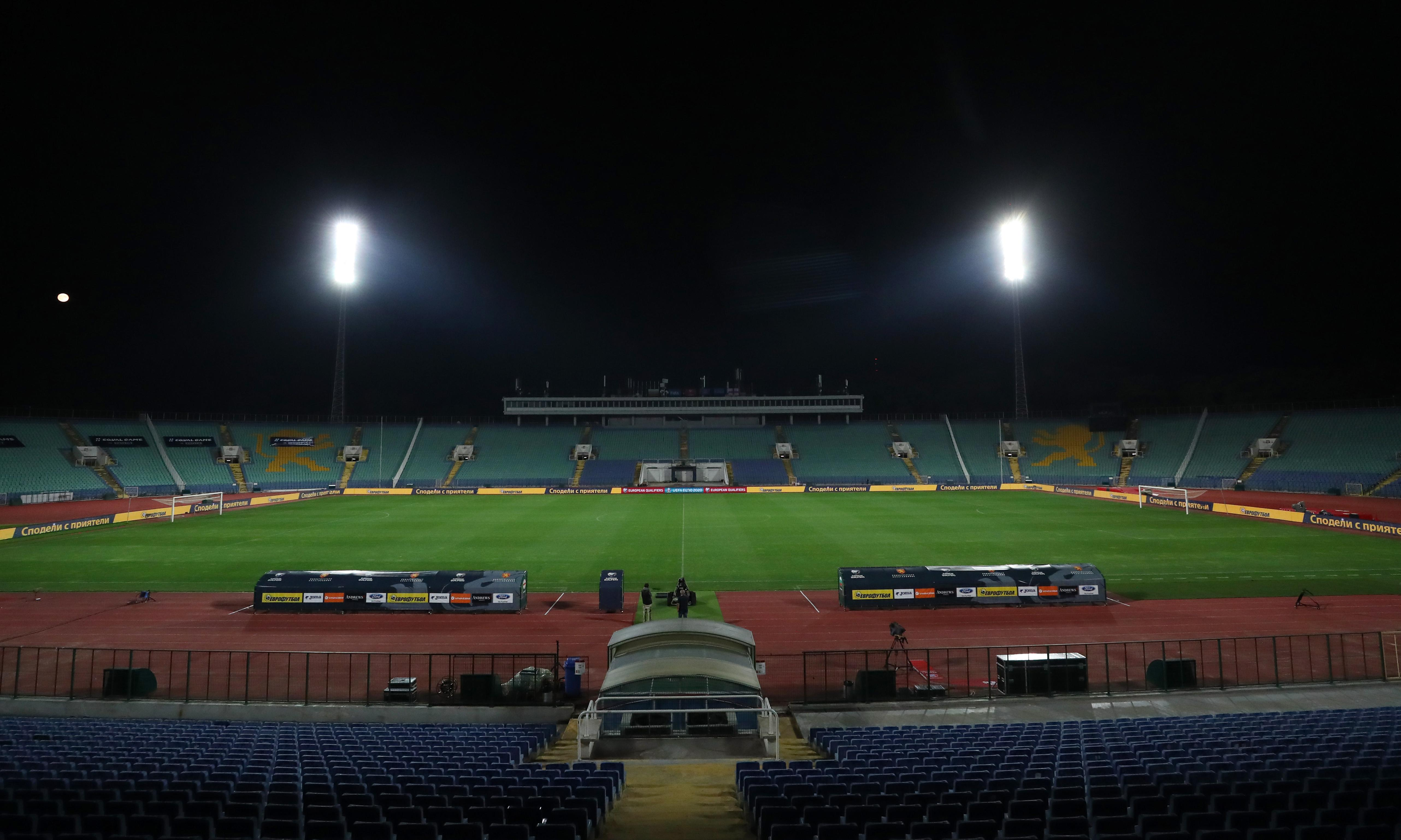 British national dies in Sofia before Bulgaria v England qualifier