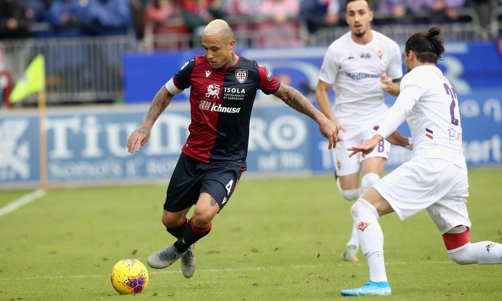 Radja Naiggolan was a man possessed against Fiorentina, providing three assists and scoring a screamer.