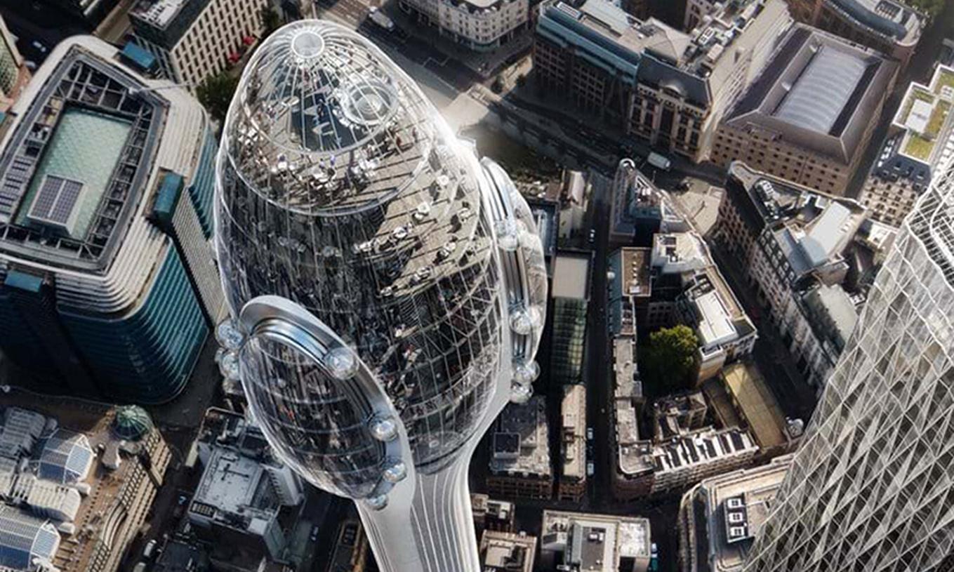 Sadiq Khan has rejected the Tulip. But that won't save London's skyline