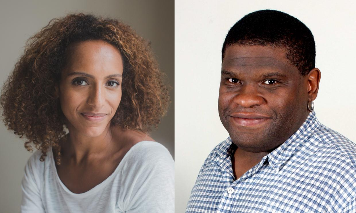 Afua Hirsch and Gary Younge