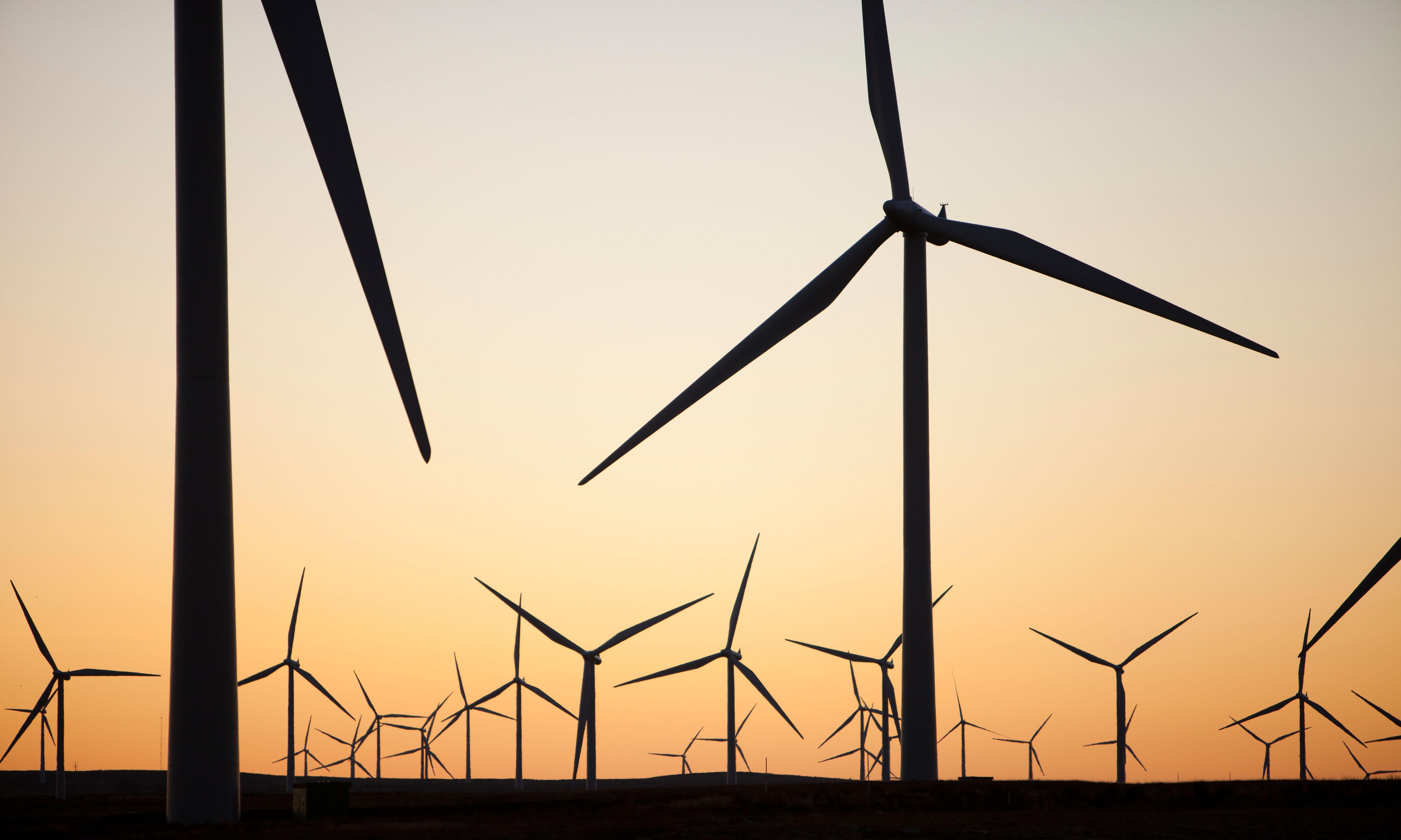 Scottish Power to build vast battery to improve wind energy supply