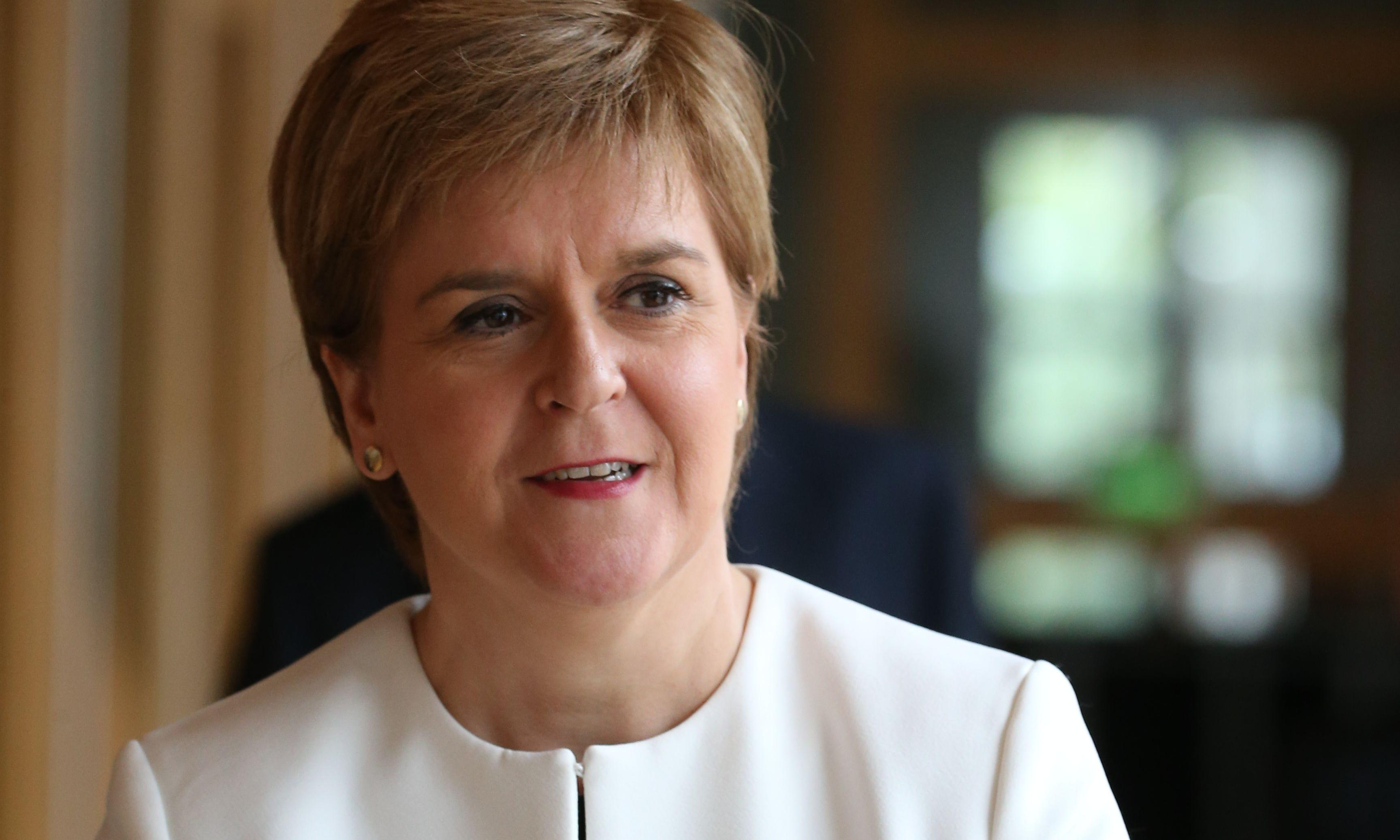 Jeremy Hunt pulls Foreign Office support for Nicola Sturgeon