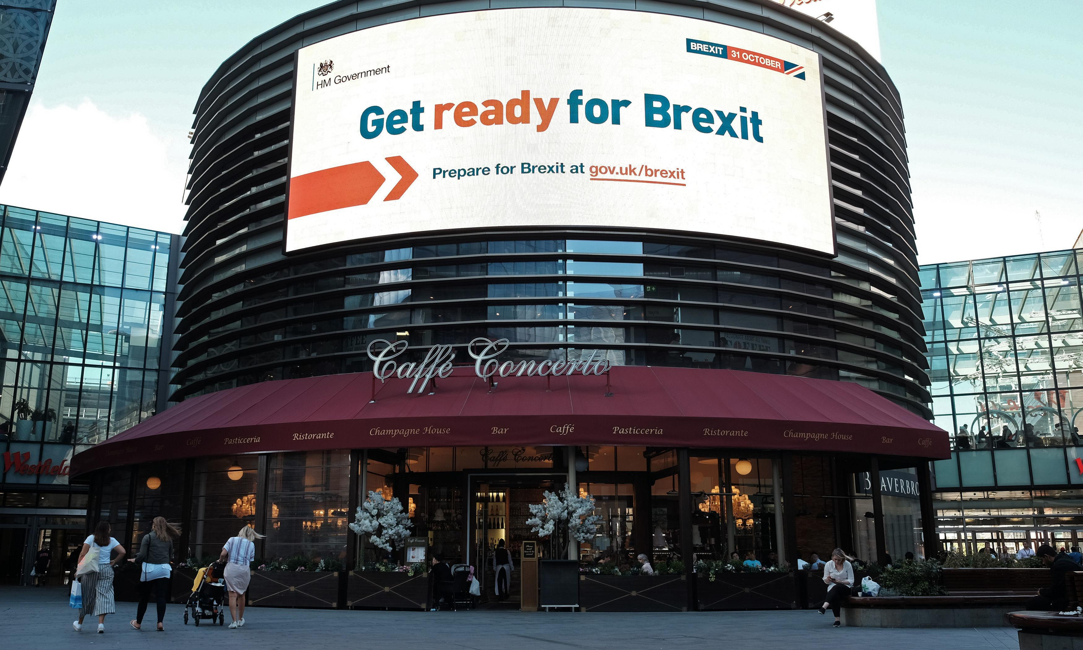 'Get Ready for Brexit' campaign had little effect, says watchdog
