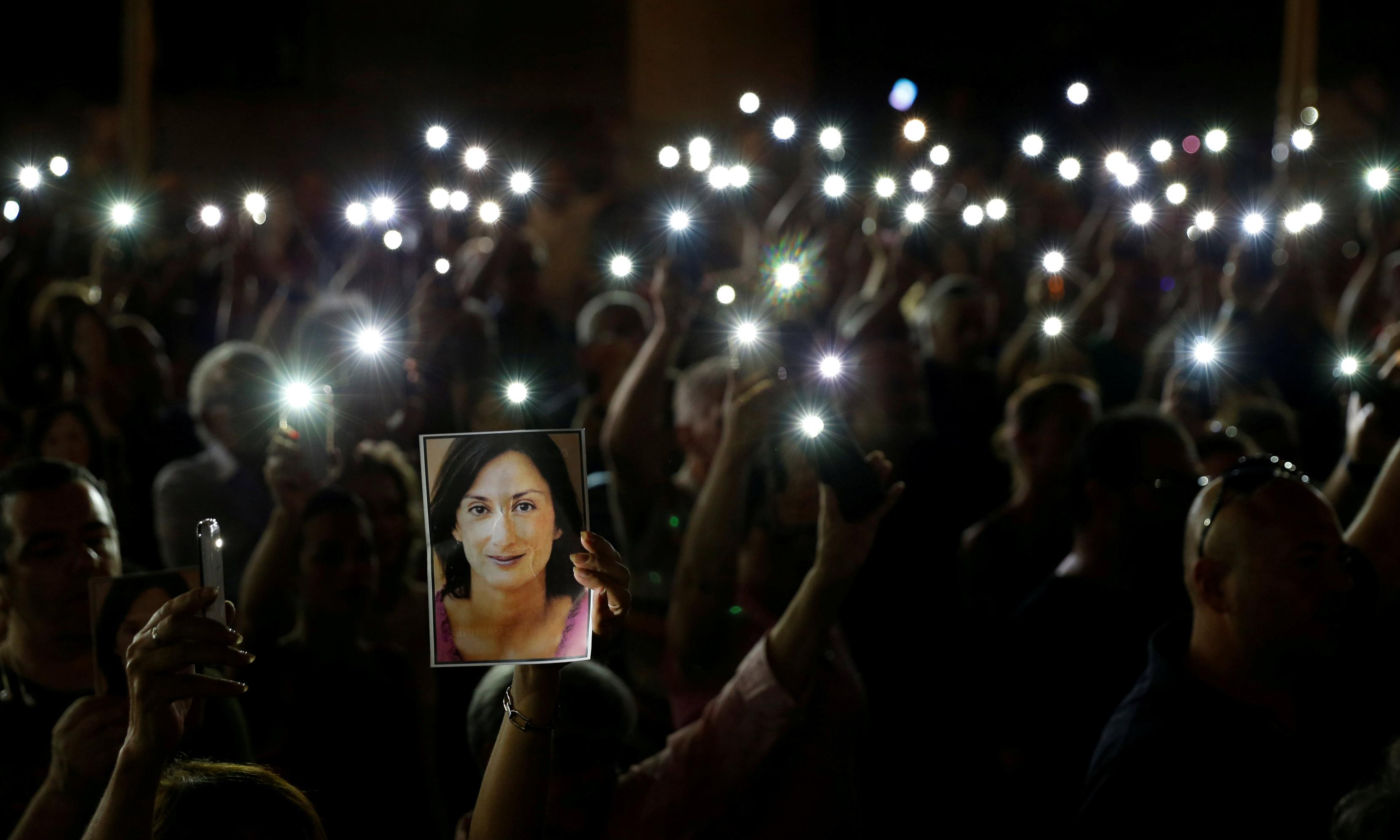 A year after her murder, where is the justice for Daphne Caruana Galizia?