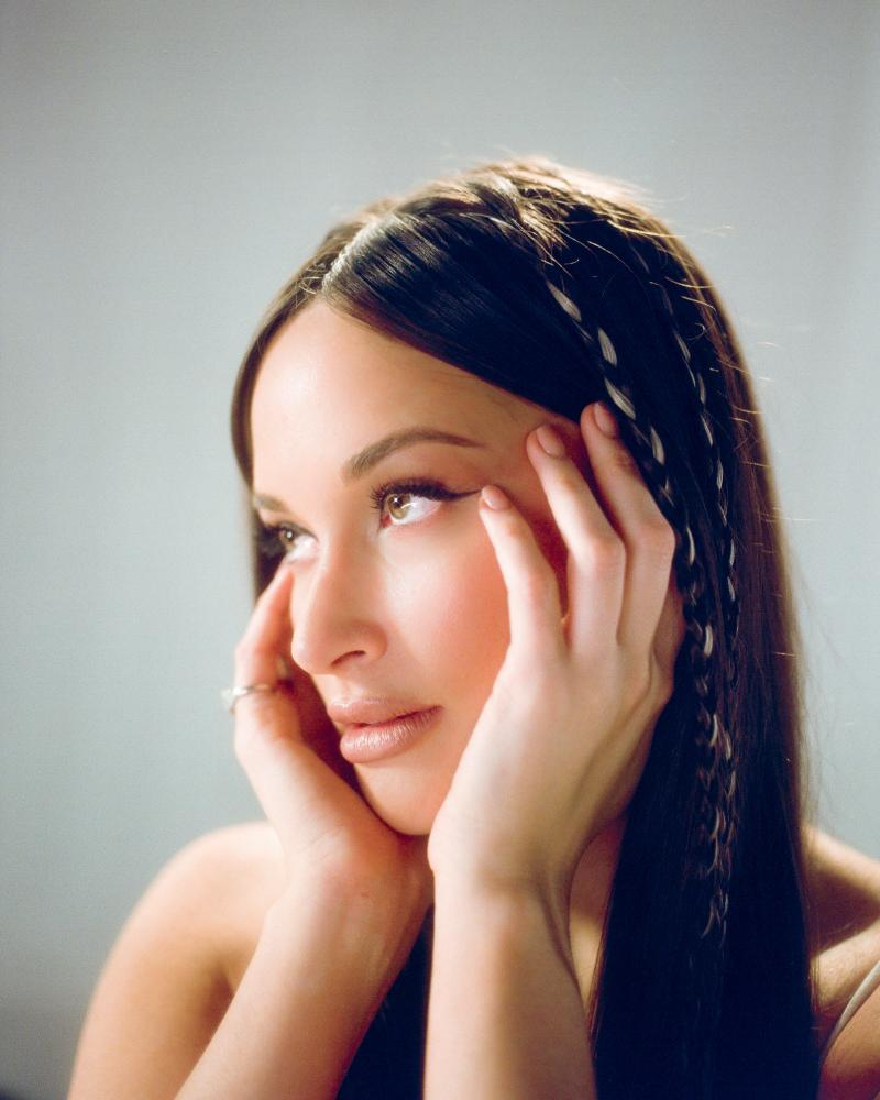 Head shot of country singer Kacey Musgraves