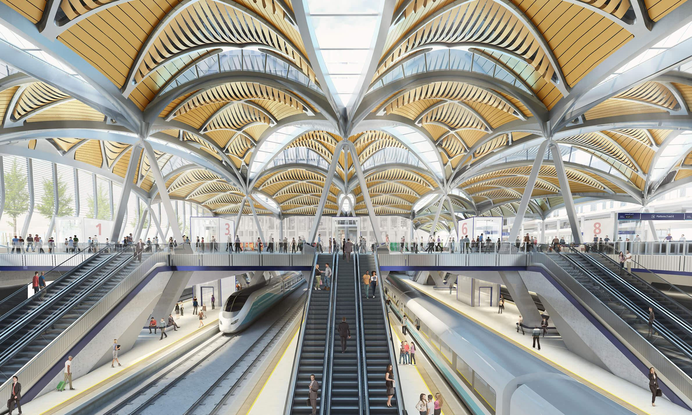 The north needs HS2 for its economic future