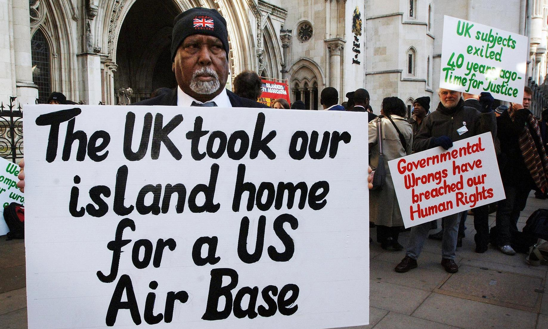 Chagos children 'stuck for years in unsafe lodgings'