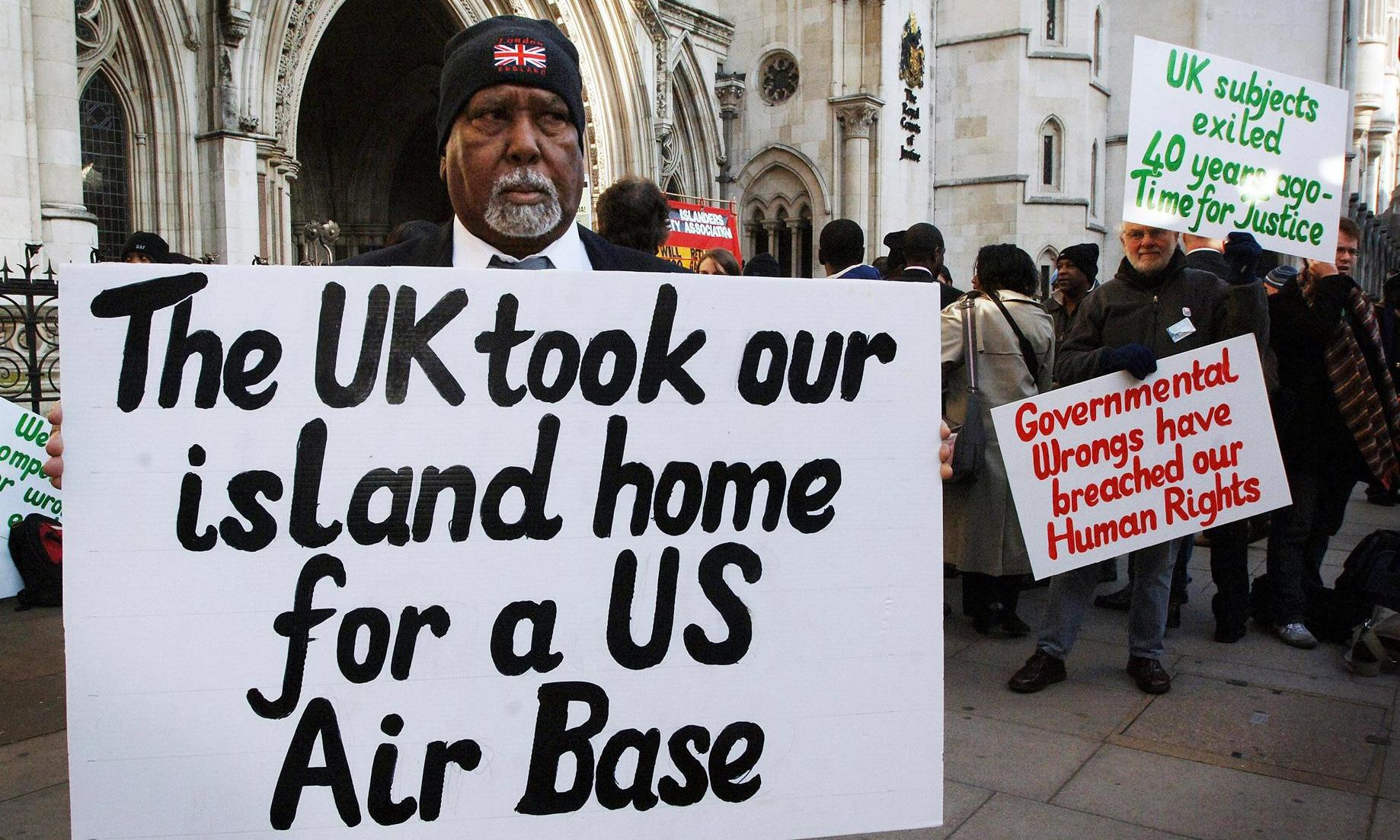 The Guardian view on Britain and the Chagos Islands: a wake-up call from the world