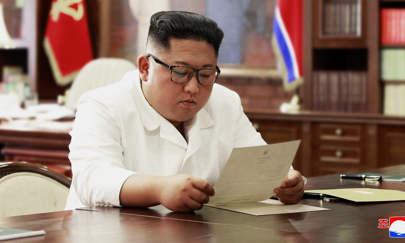 'Of excellent content': Kim Jong-un and Donald Trump still write to each other