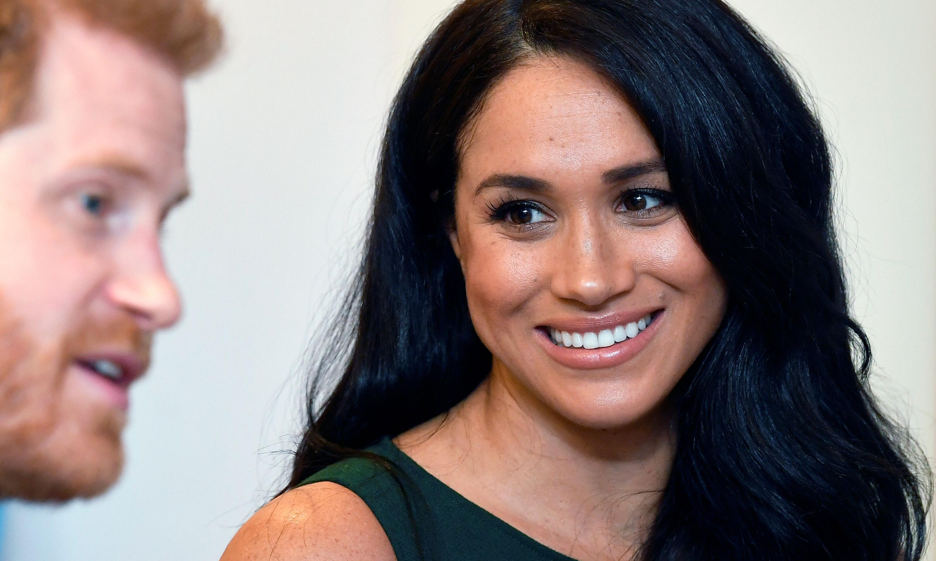 Meghan: I was warned the British tabloids would destroy my life