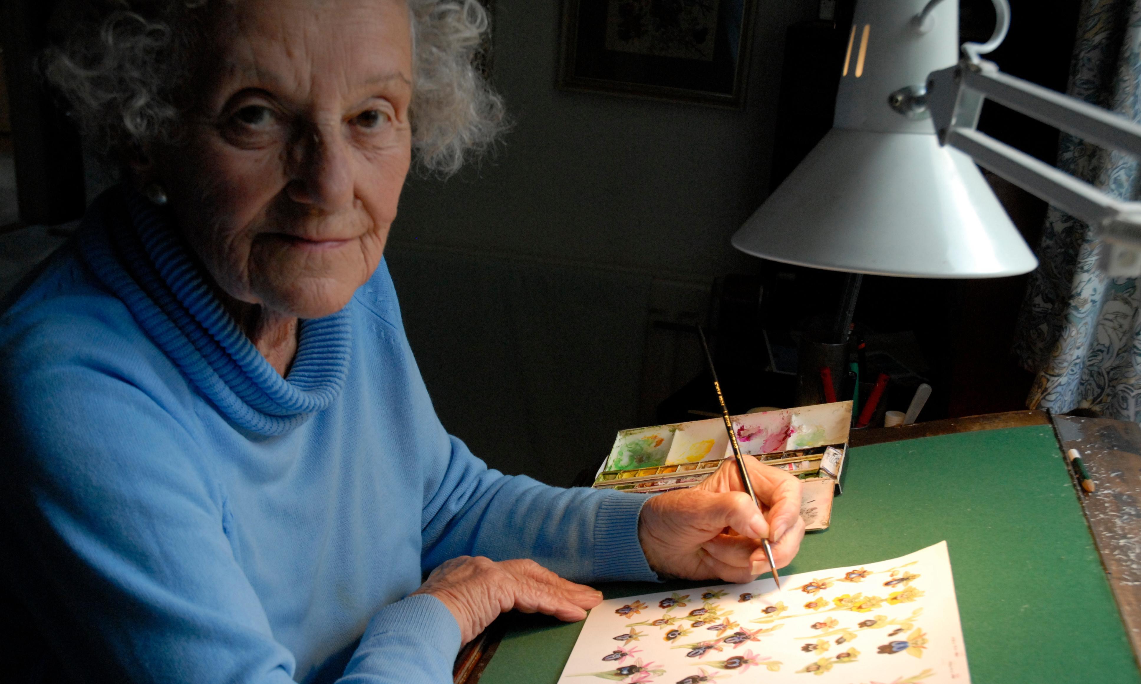 Marjorie Blamey obituary