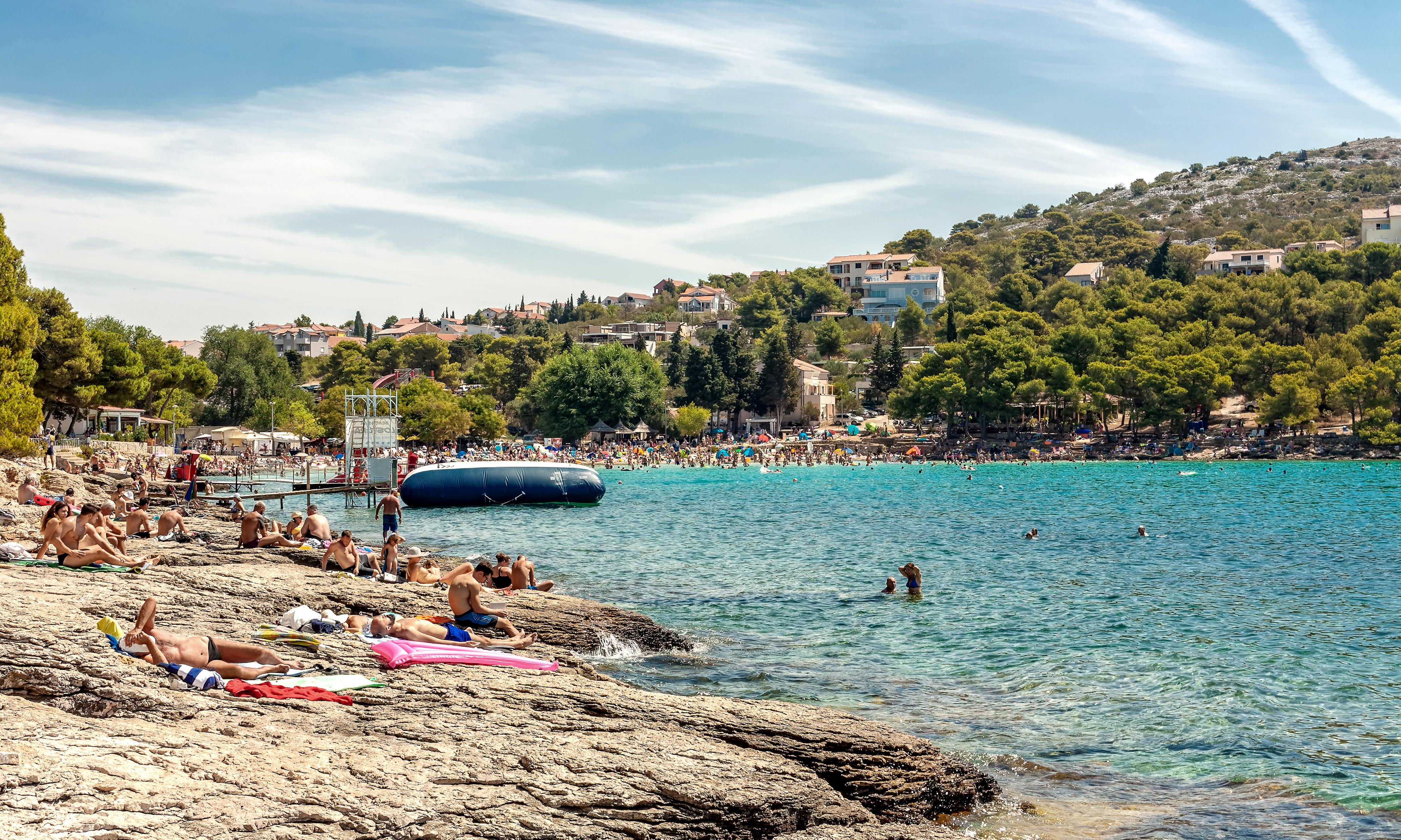 In Croatia, no one can believe I'm famous – and it hurts