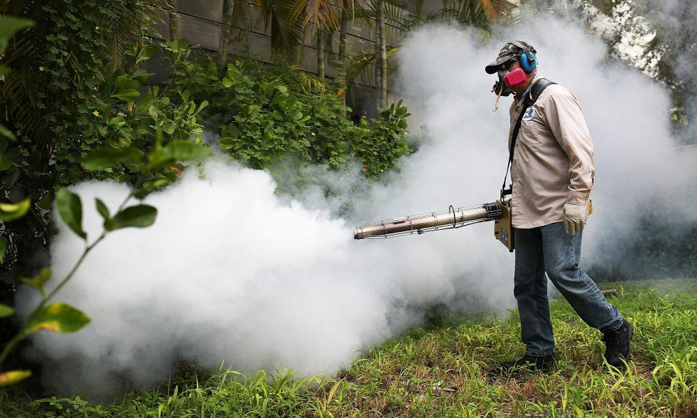 Zika spray