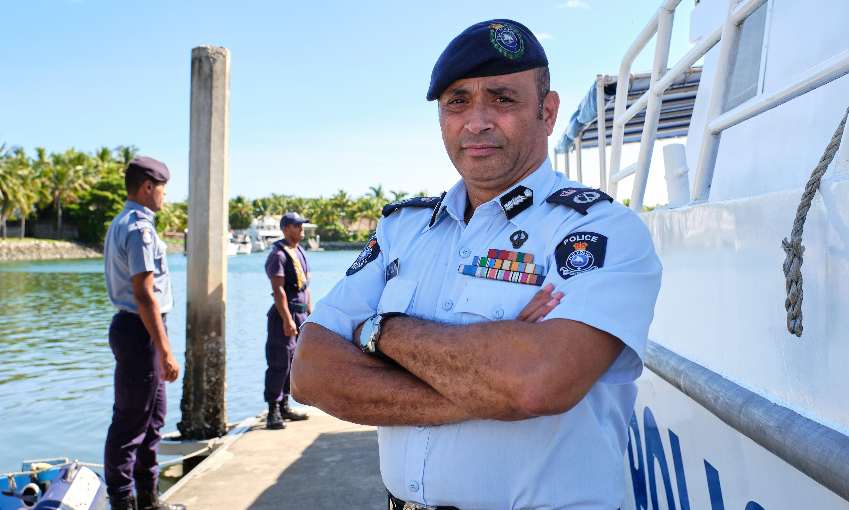 Cocaine used as washing powder: police struggle with Pacific drug influx