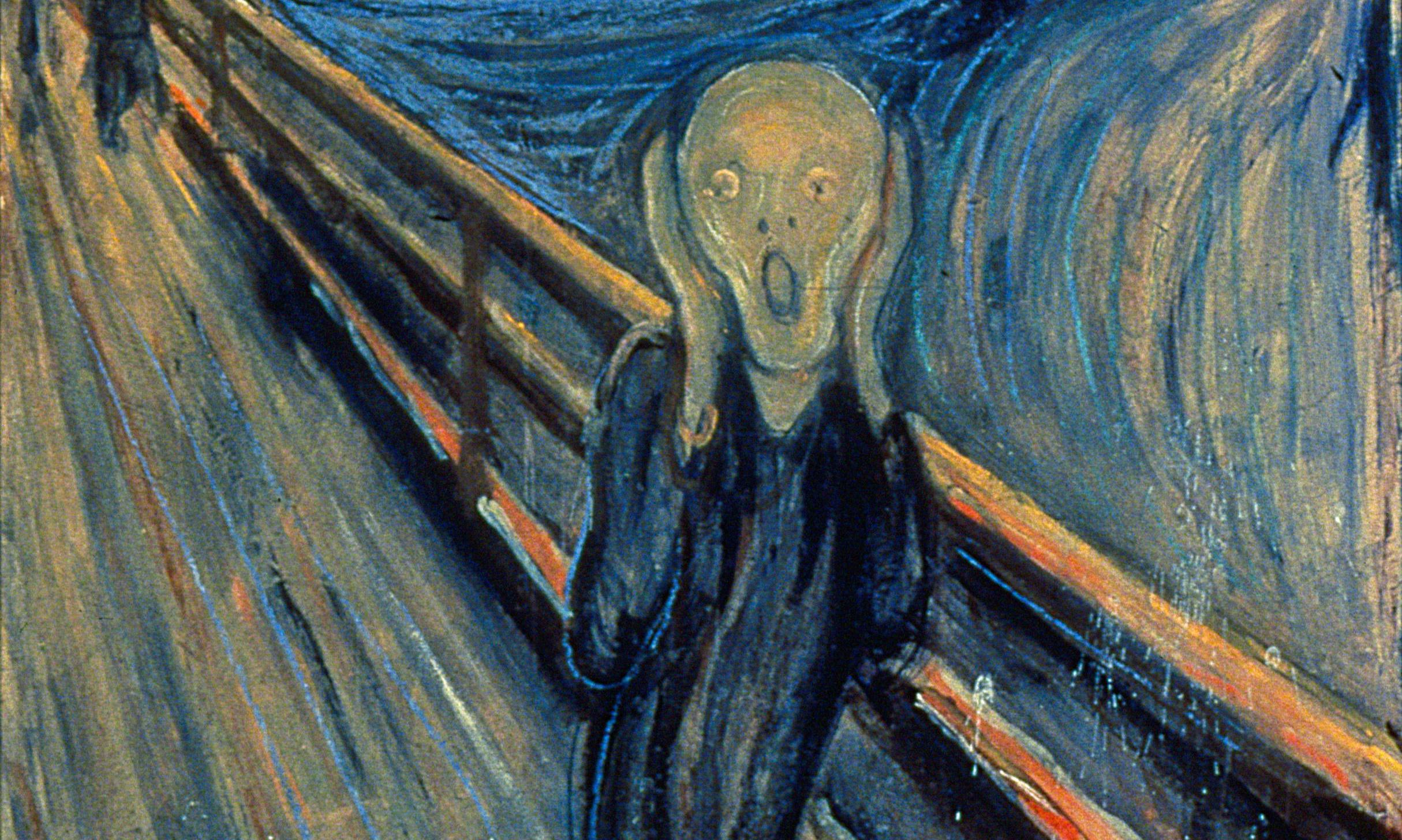 How The Scream became the ultimate image for our political age