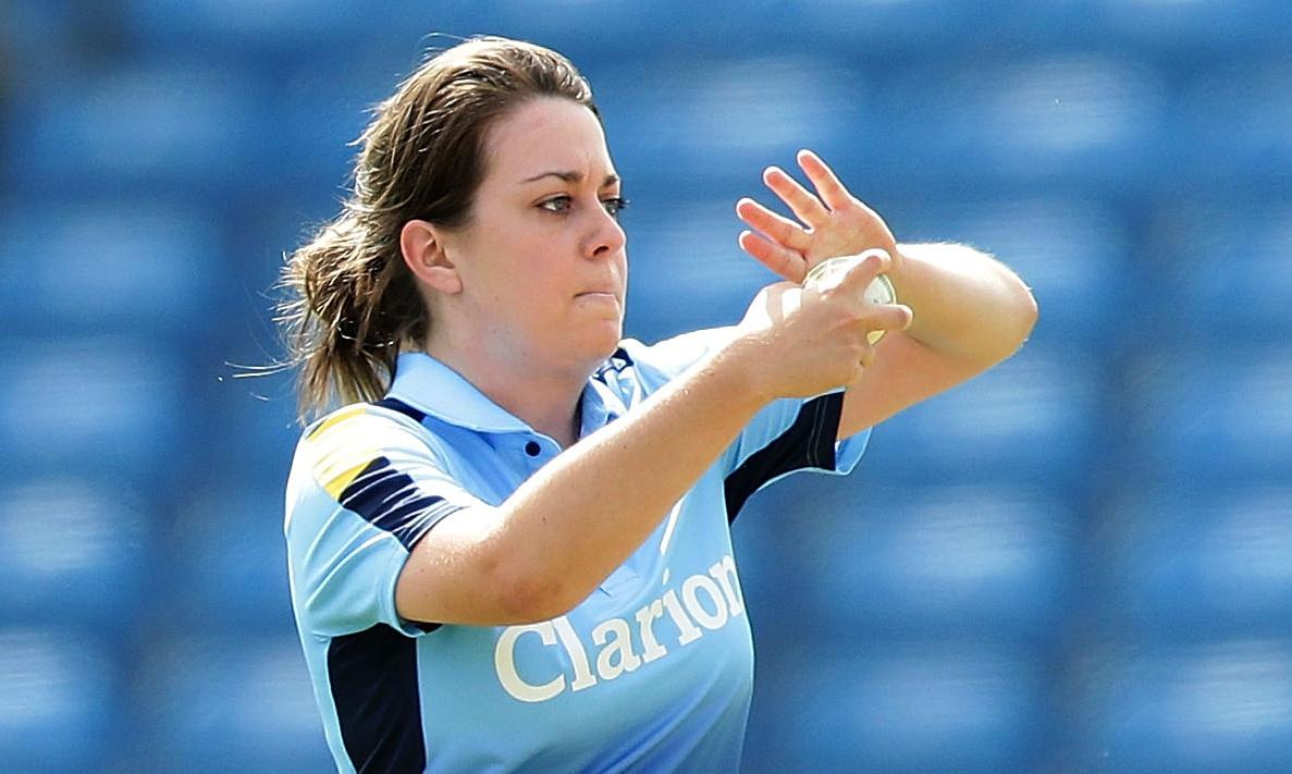 The Guardian women's cricketer of the year 2019: Katie Levick