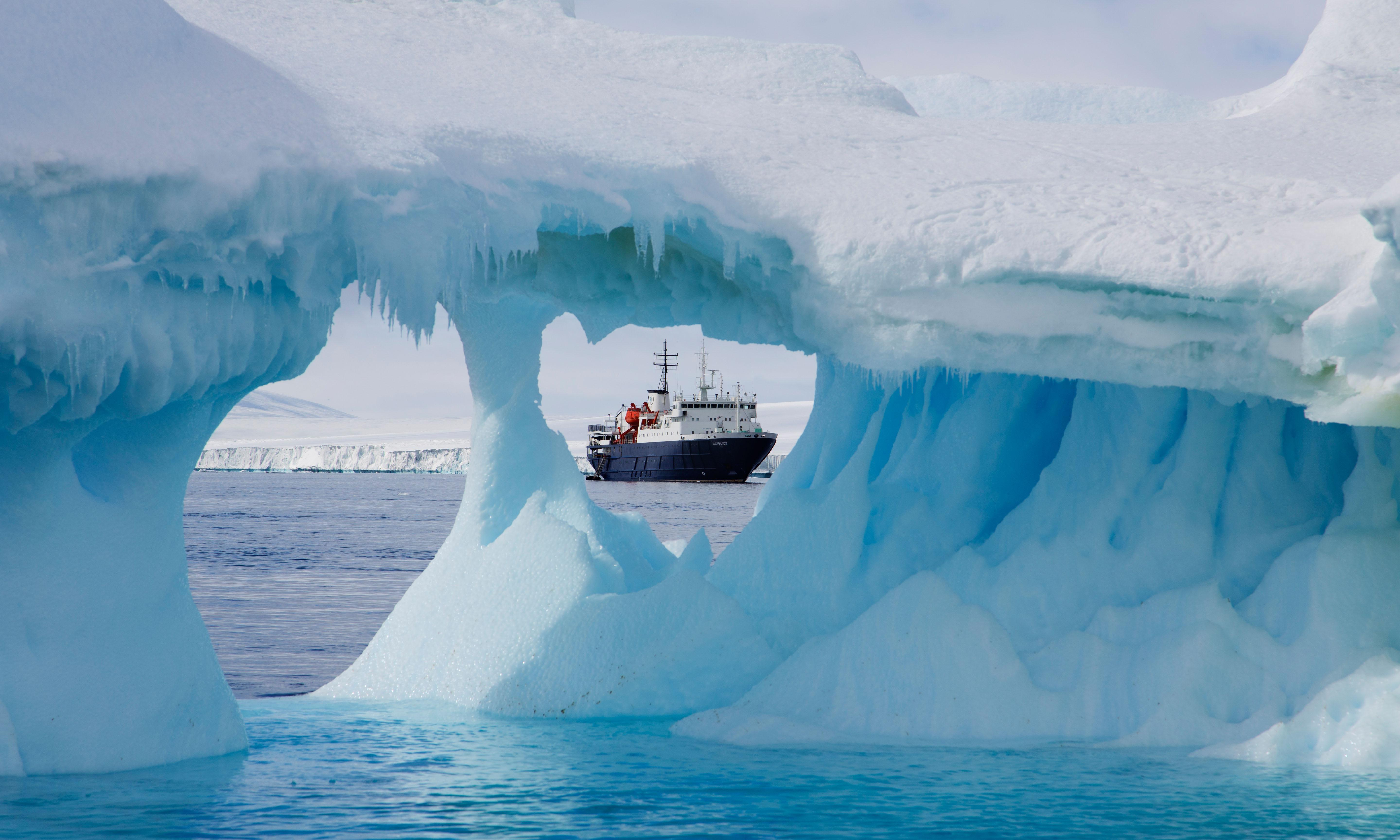 Scientists prepare to drill for million-year-old ice in Antarctica
