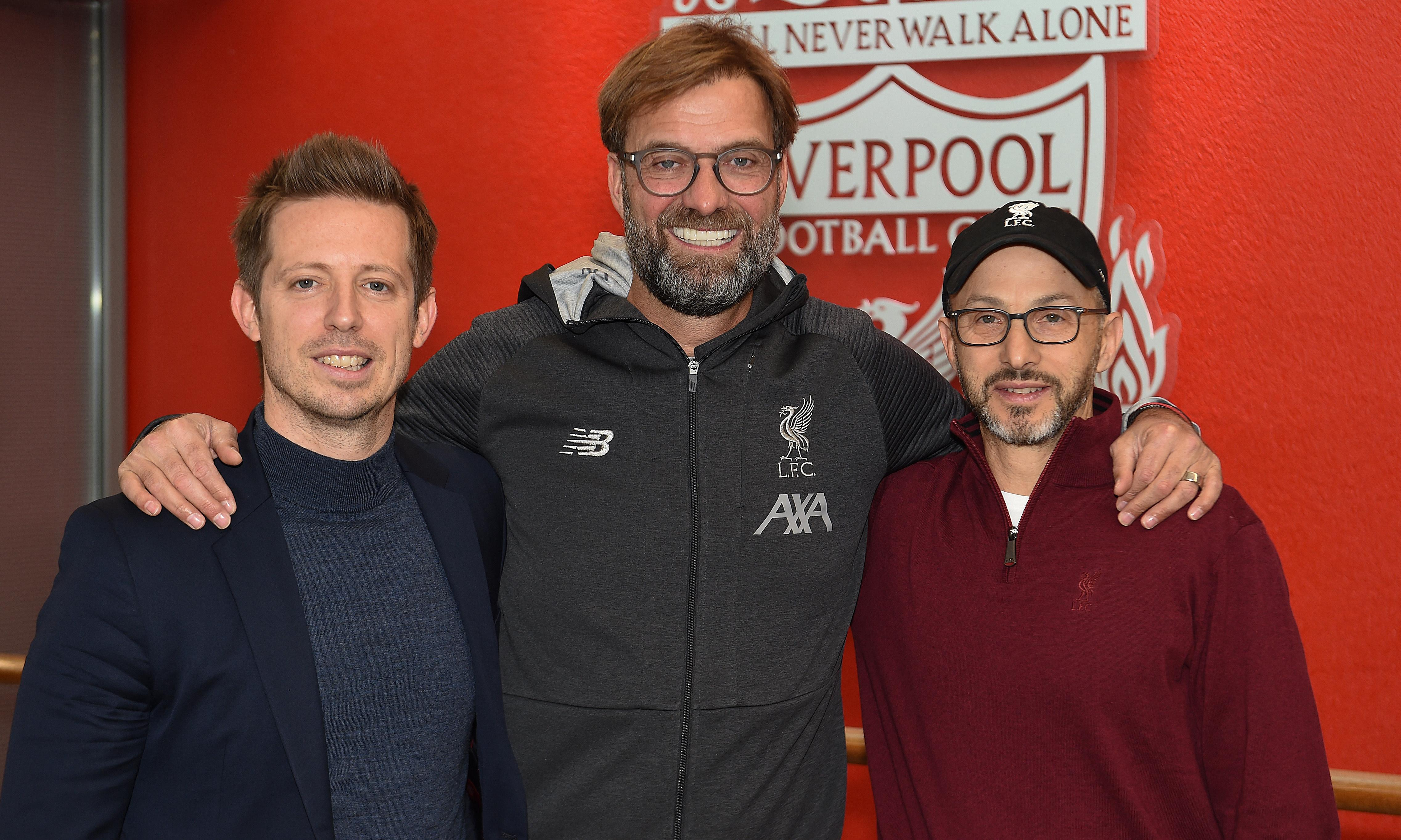 'I want to leave this club in a good place': Jürgen Klopp extends Liverpool deal