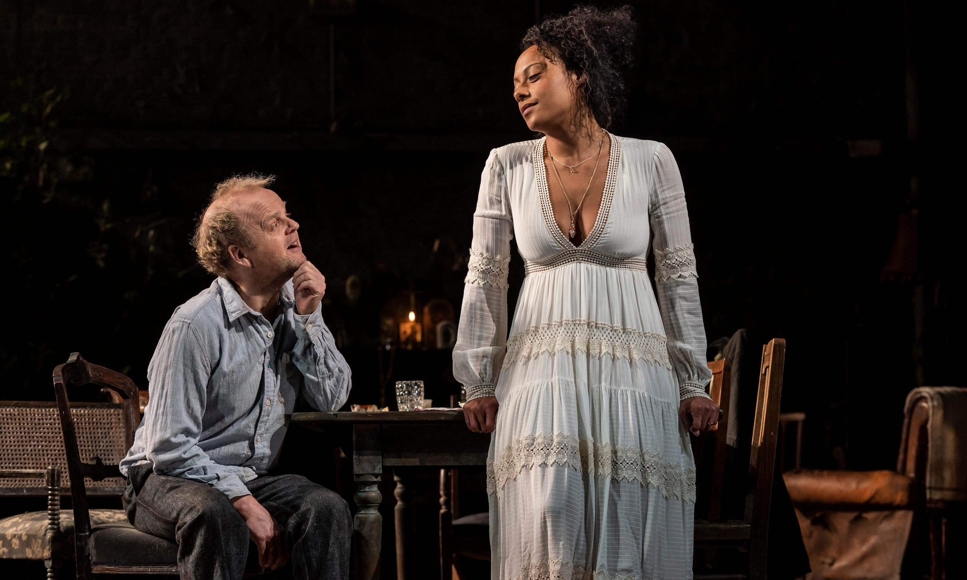 Uncle Vanya review – Toby Jones triumphs in perfect Chekhov