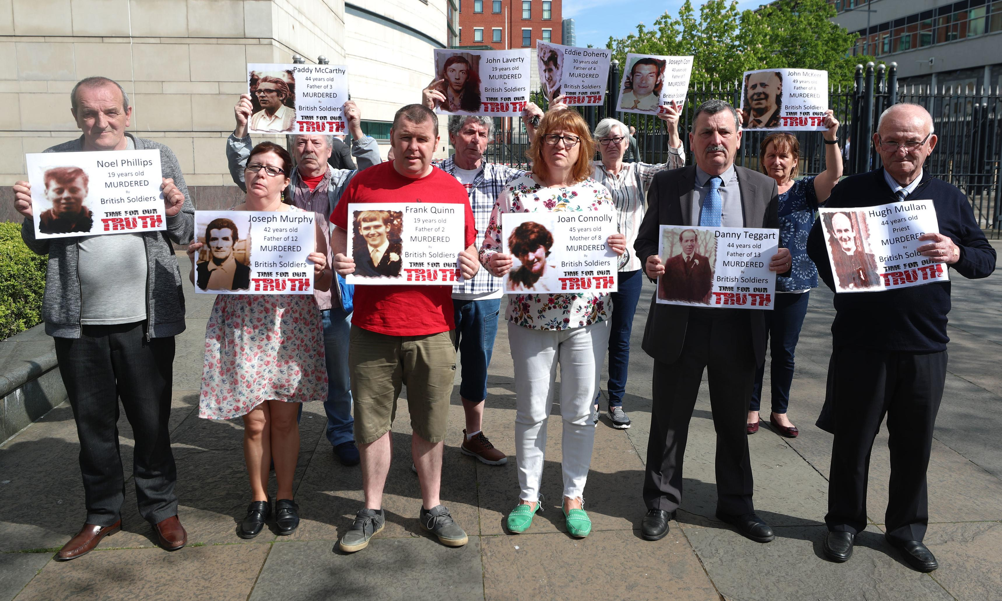 A duty to report on the Ballymurphy inquest