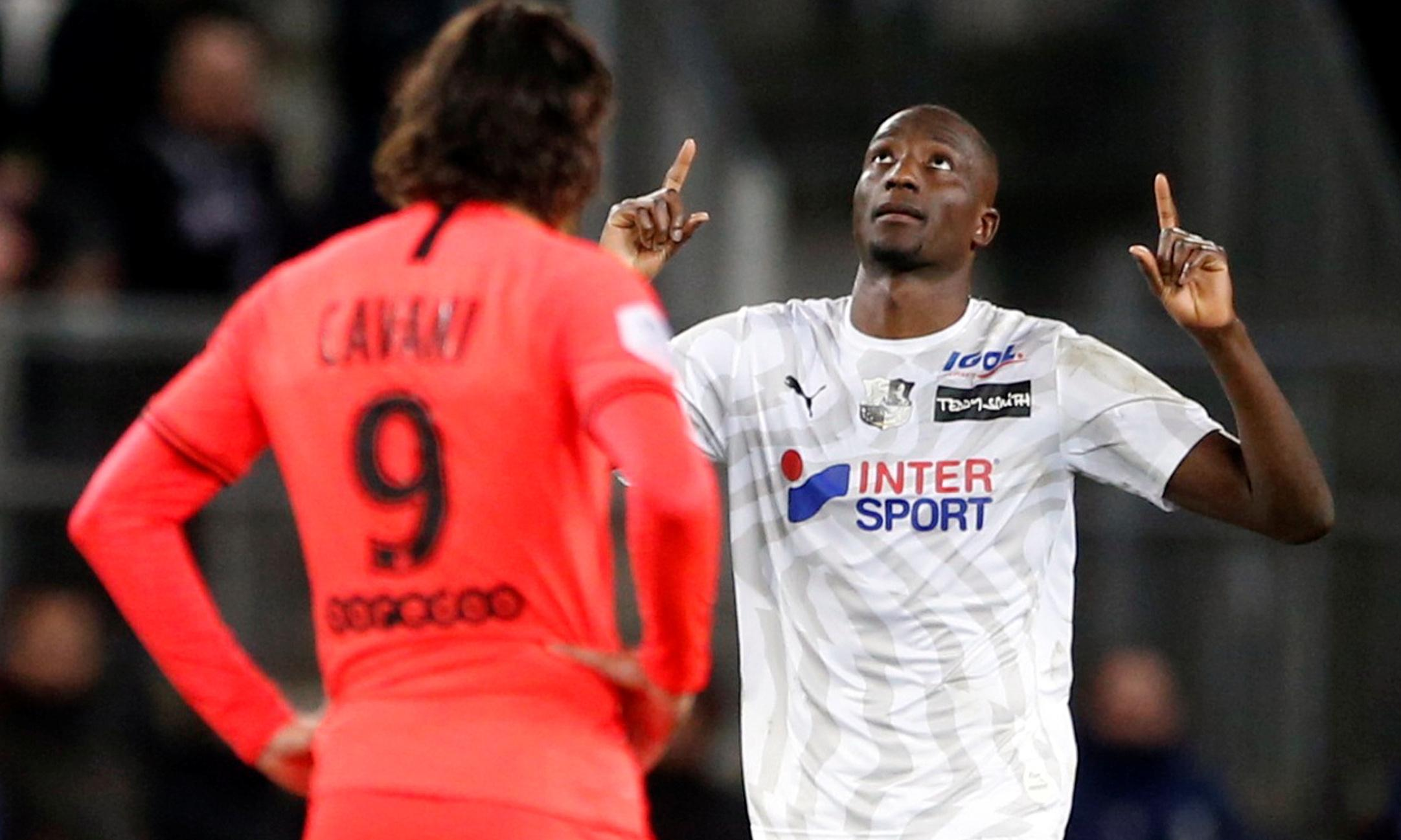 European roundup: PSG and Amiens battle to remarkable 4-4 draw