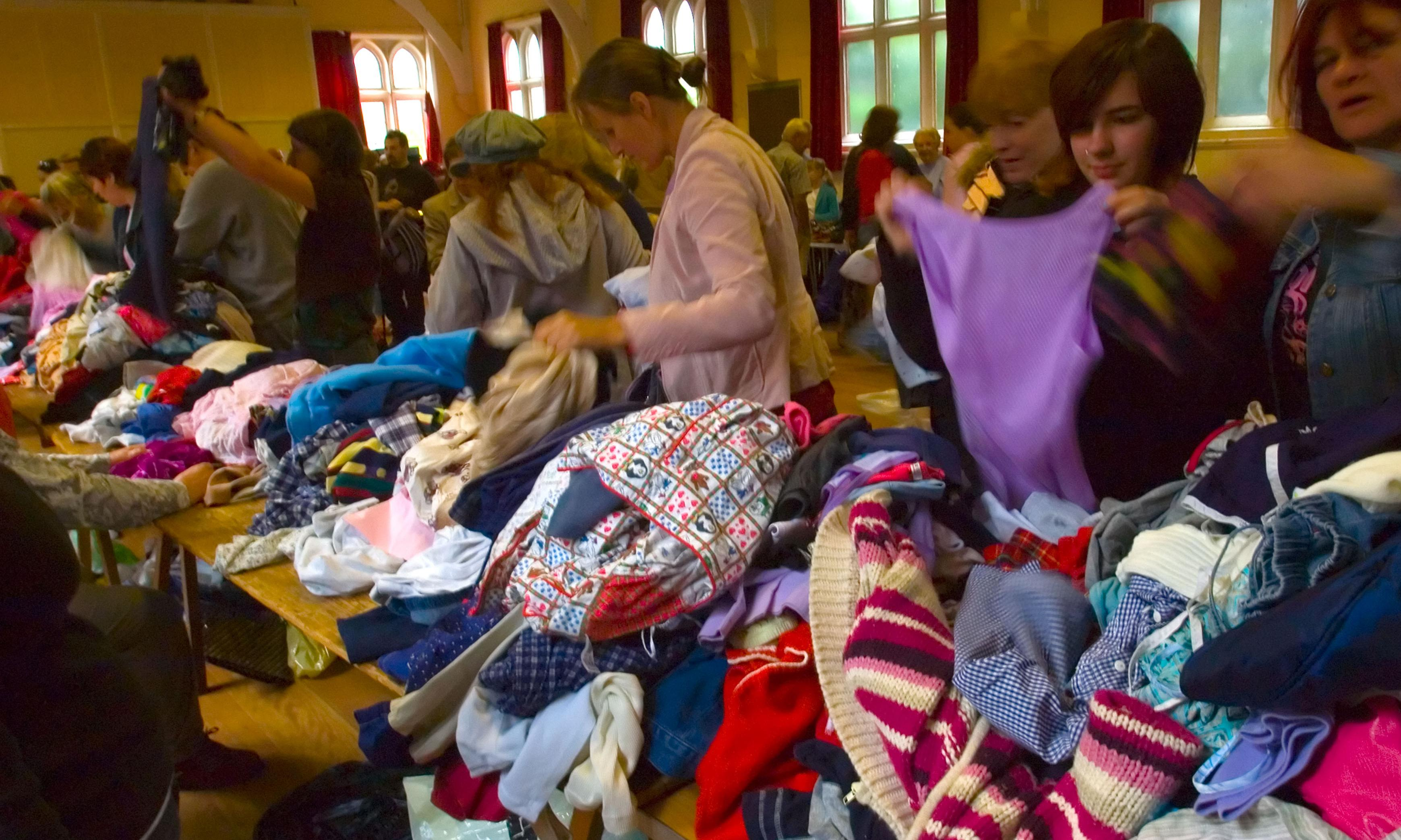 MPs call for 1p clothing tax and darning classes in schools to cut waste