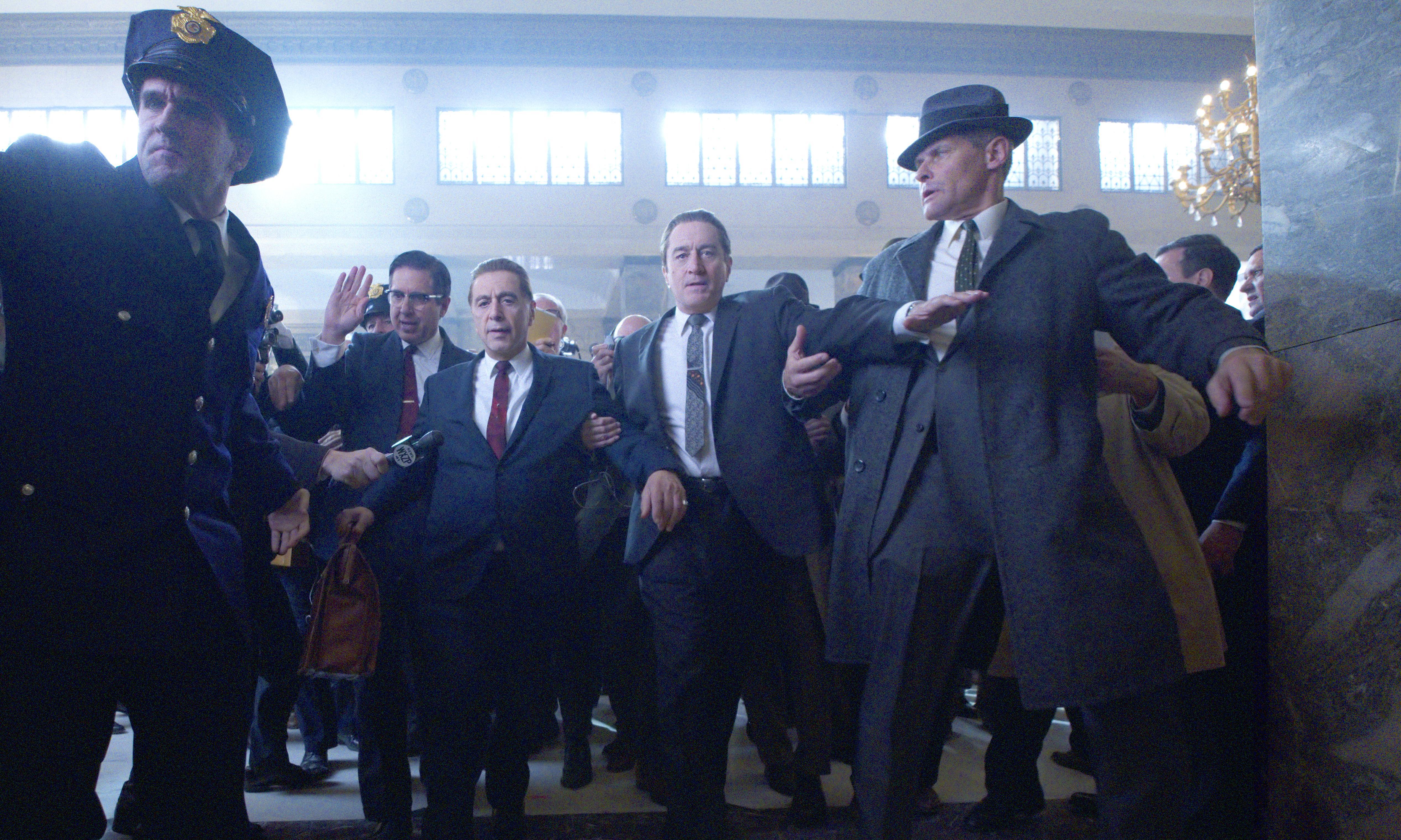 Martin Scorsese's The Irishman to premiere at New York film festival