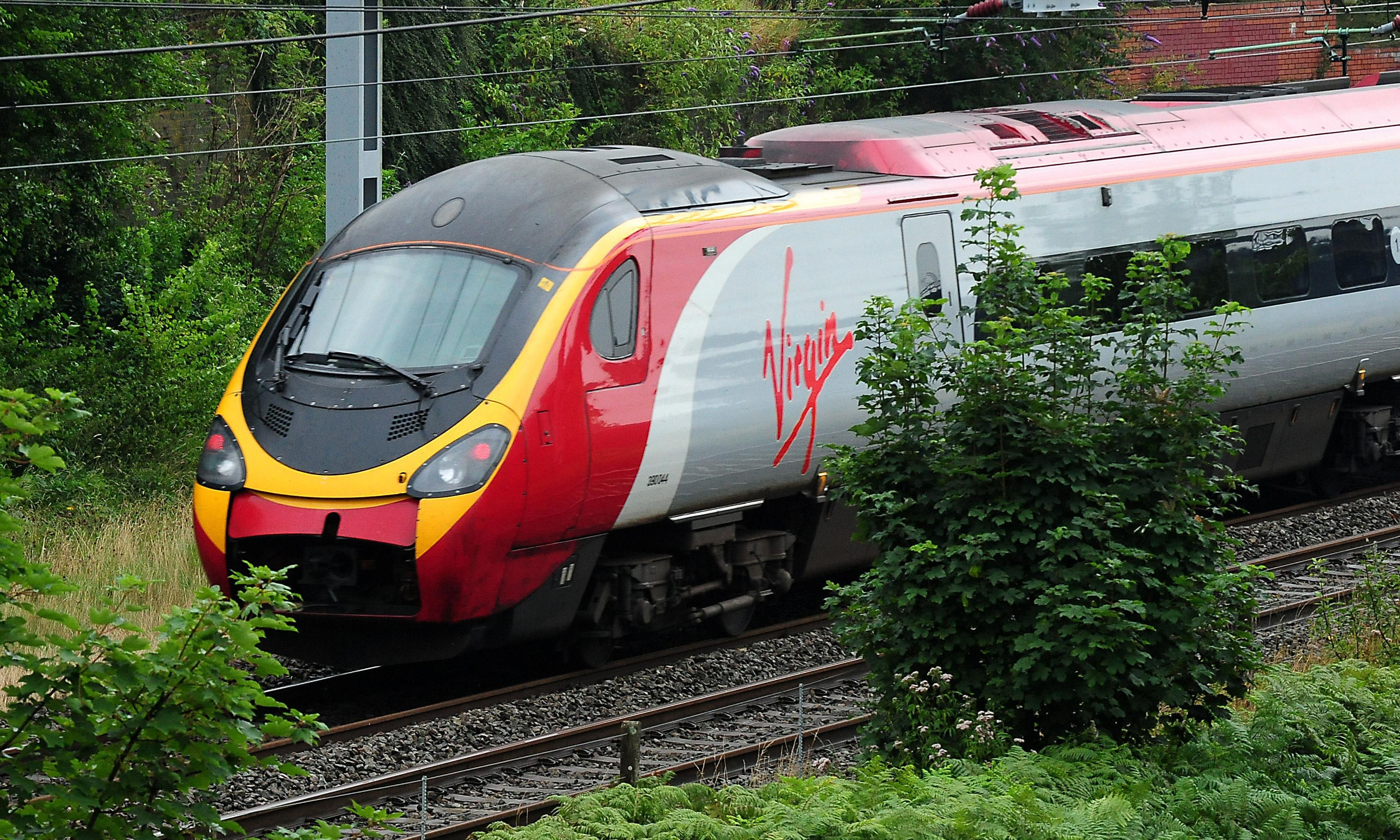 Virgin Trains takes government to court over West Coast route