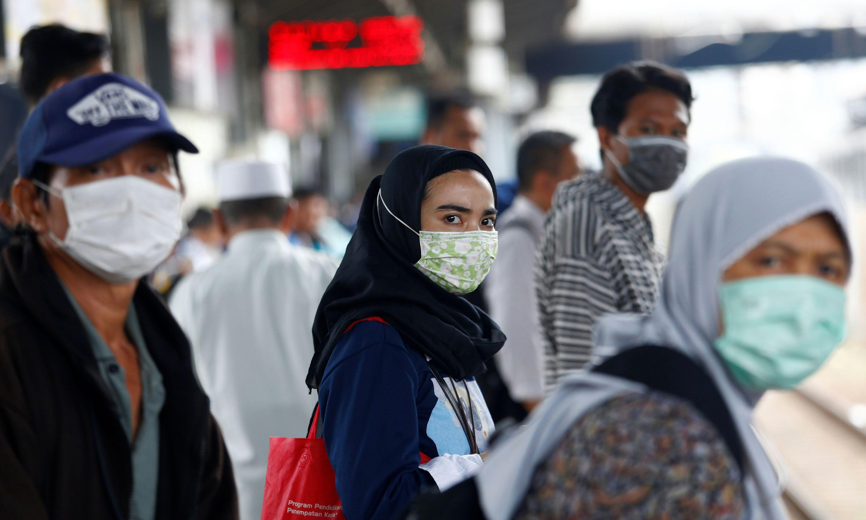 Academic stands by research querying Indonesia's claim to be coronavirus-free