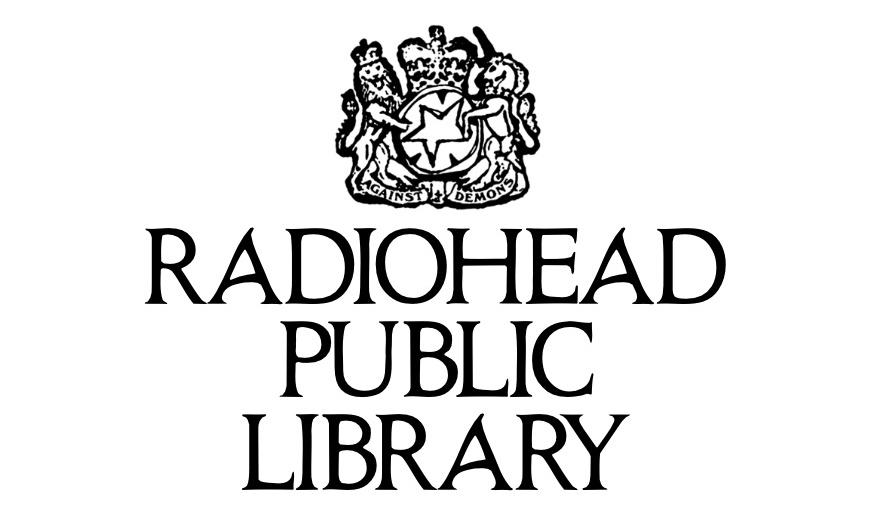 Radiohead Public Library: archive of band's work goes live