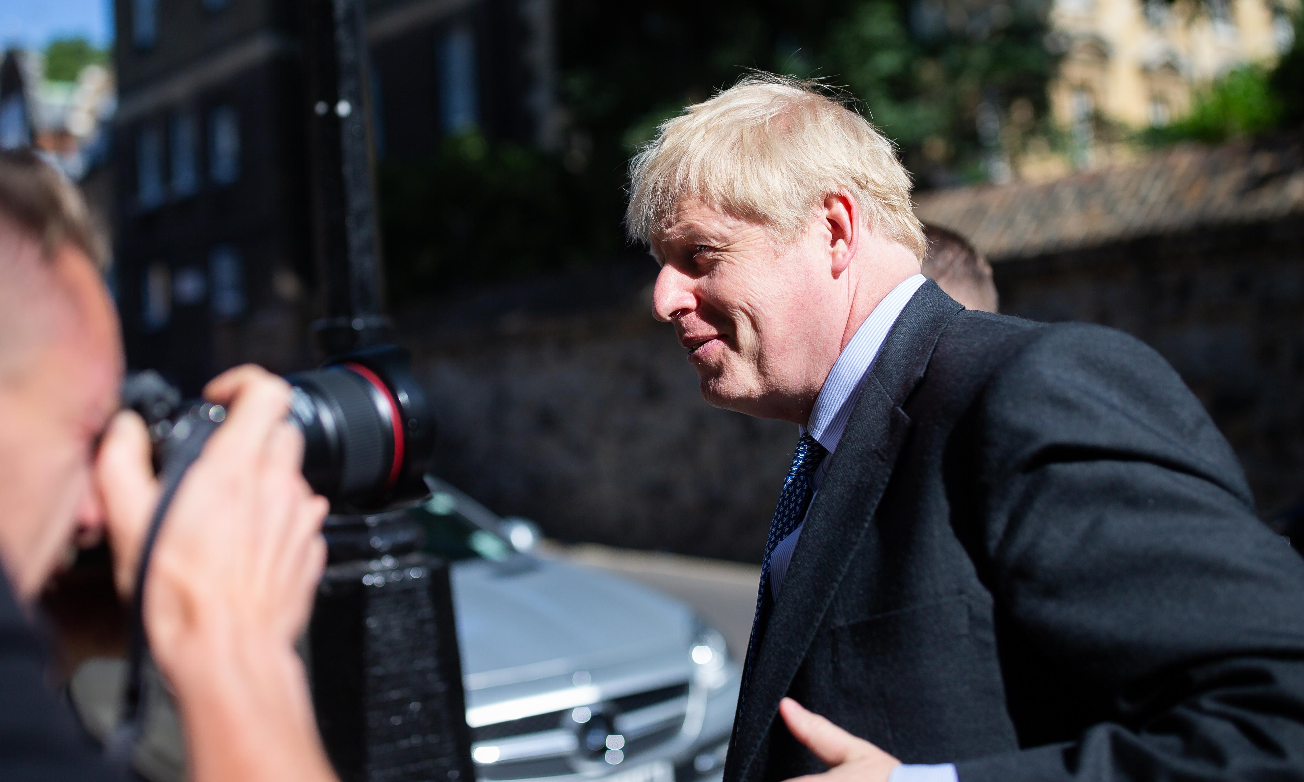 Boris Johnson has received £500,000 in donations since May