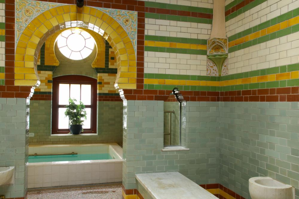Turkish Baths in Harrogate, Yorkshire
