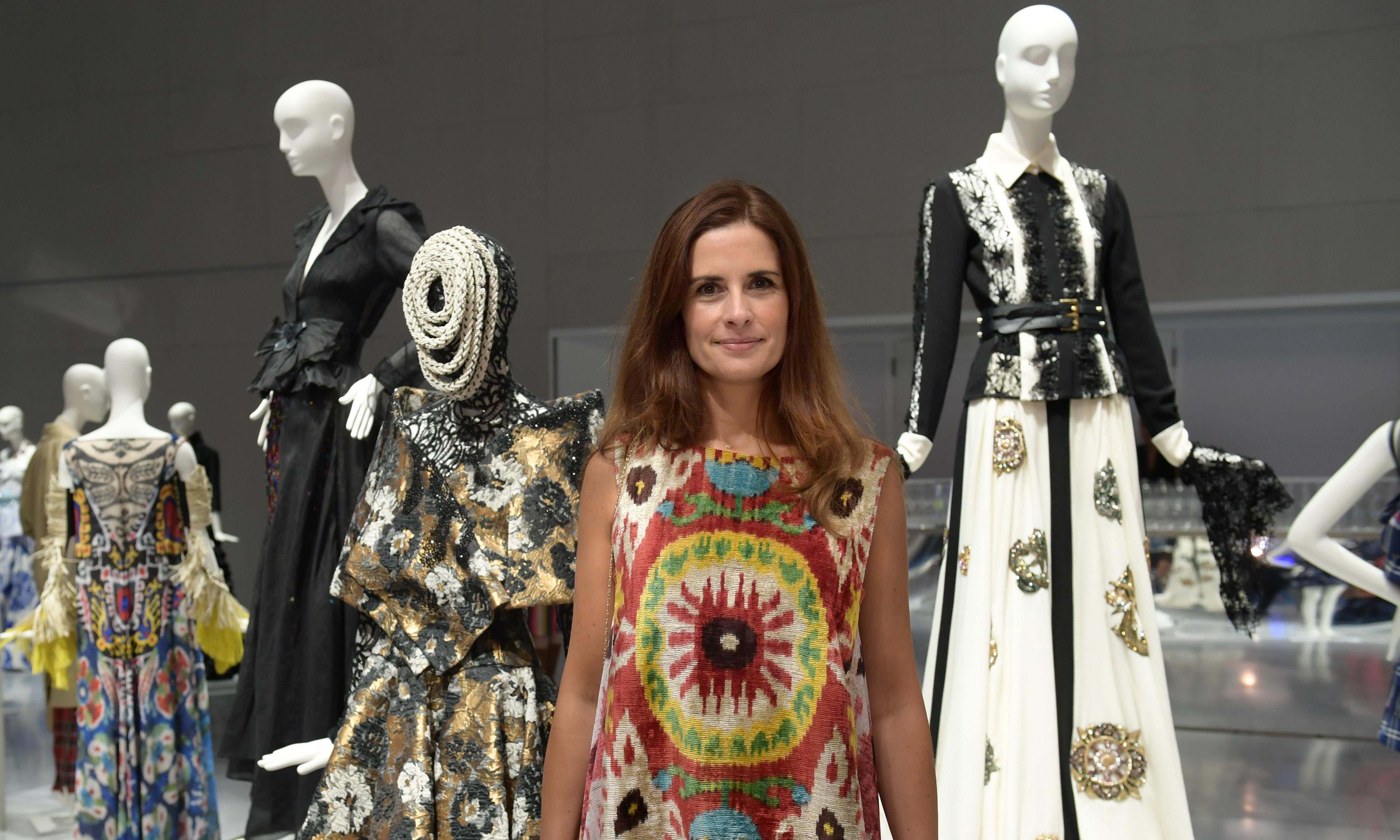 Ethical fashion campaigner Livia Firth: 'We have turned a corner finally'