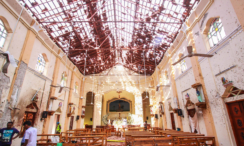Australian Sri Lanka bomb victims offered compensation