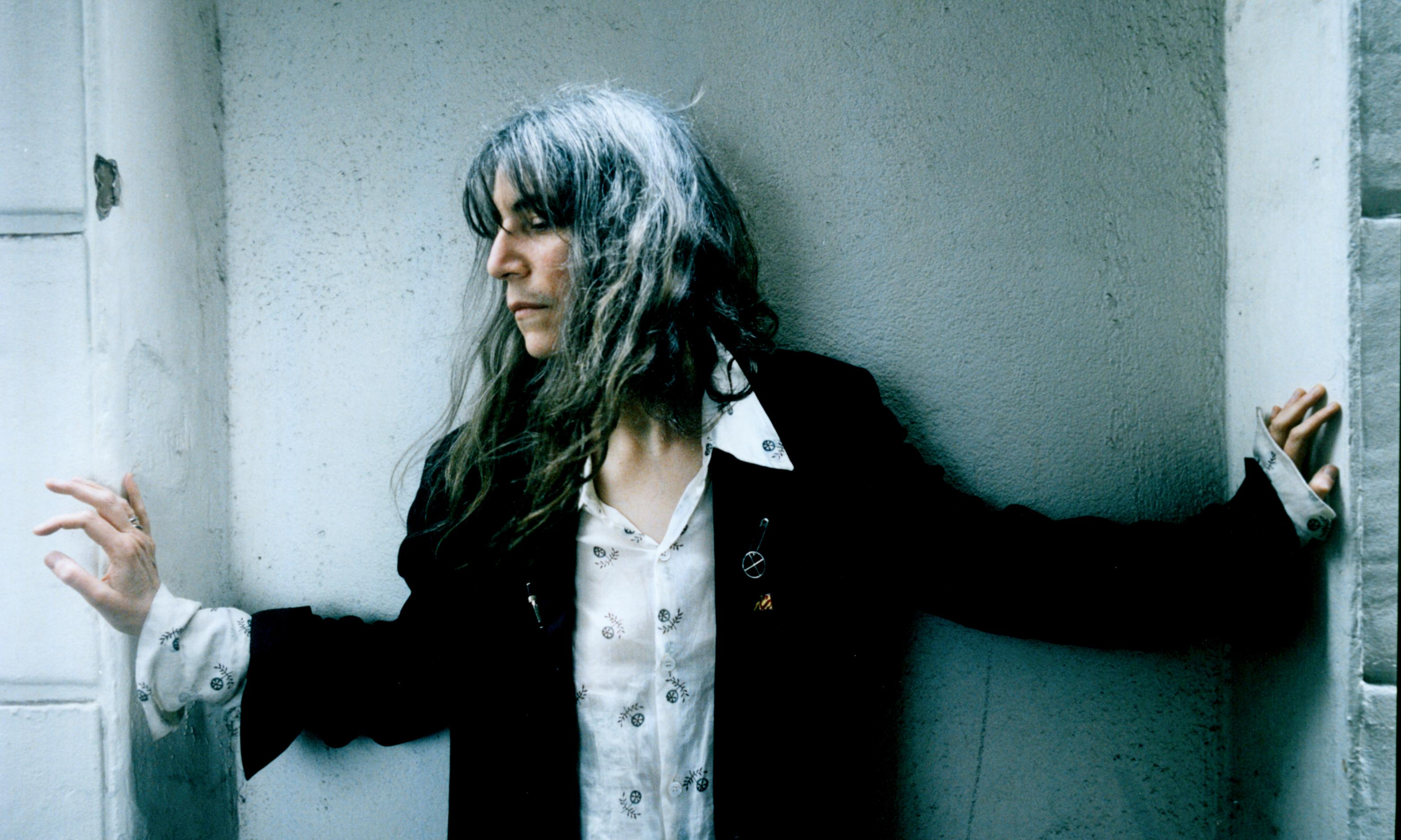 Soundwalk Collective with Patti Smith: The Peyote Dance review – over-egged mysticism