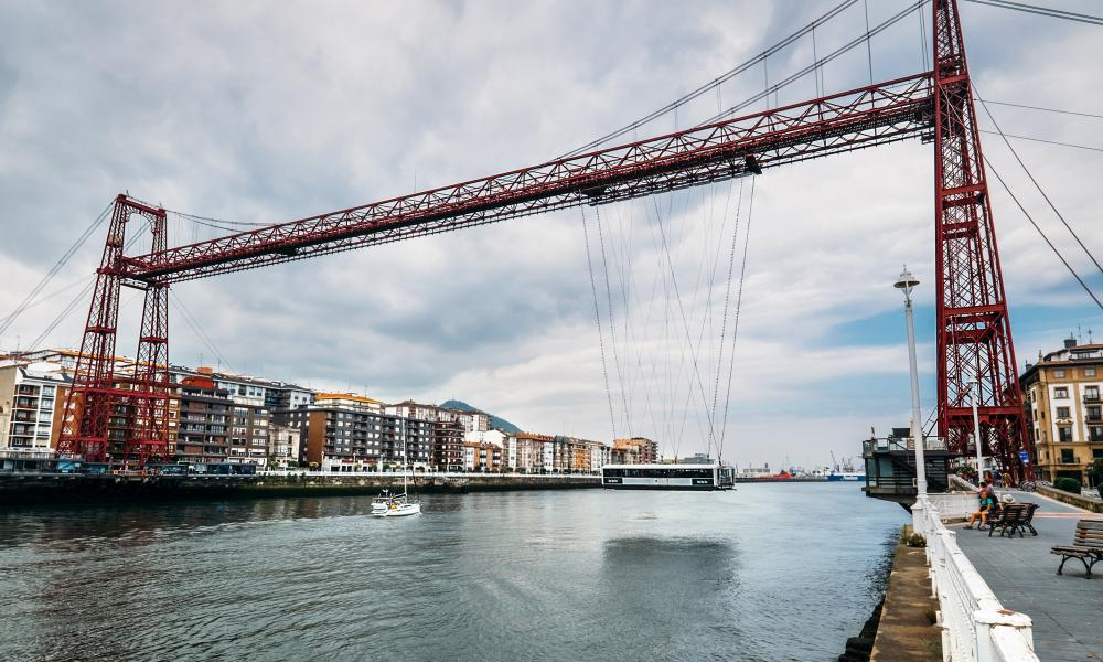 Bizkaia Bridge or Vizcaya Bridge