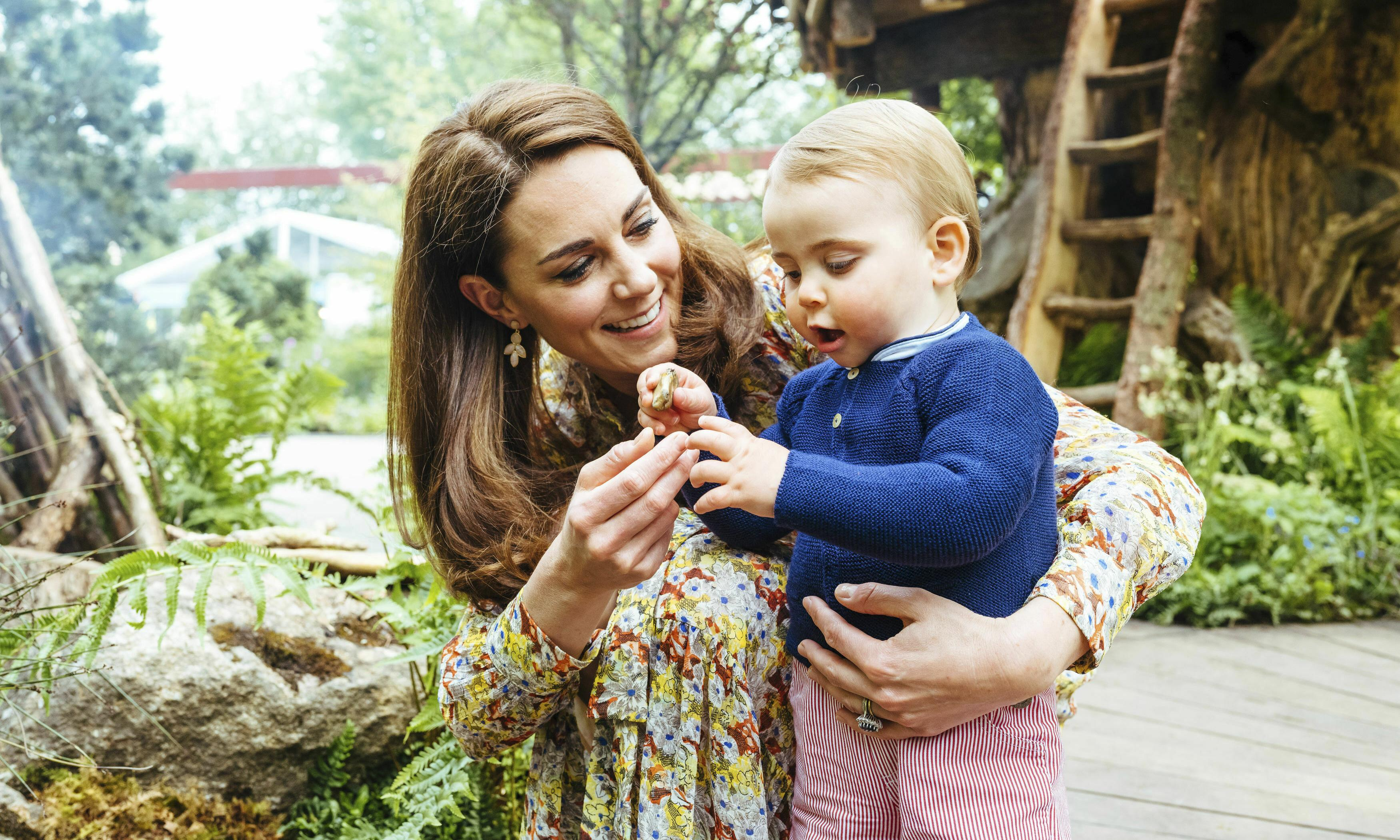 Chelsea flower show a right royal pity for commoners' kids