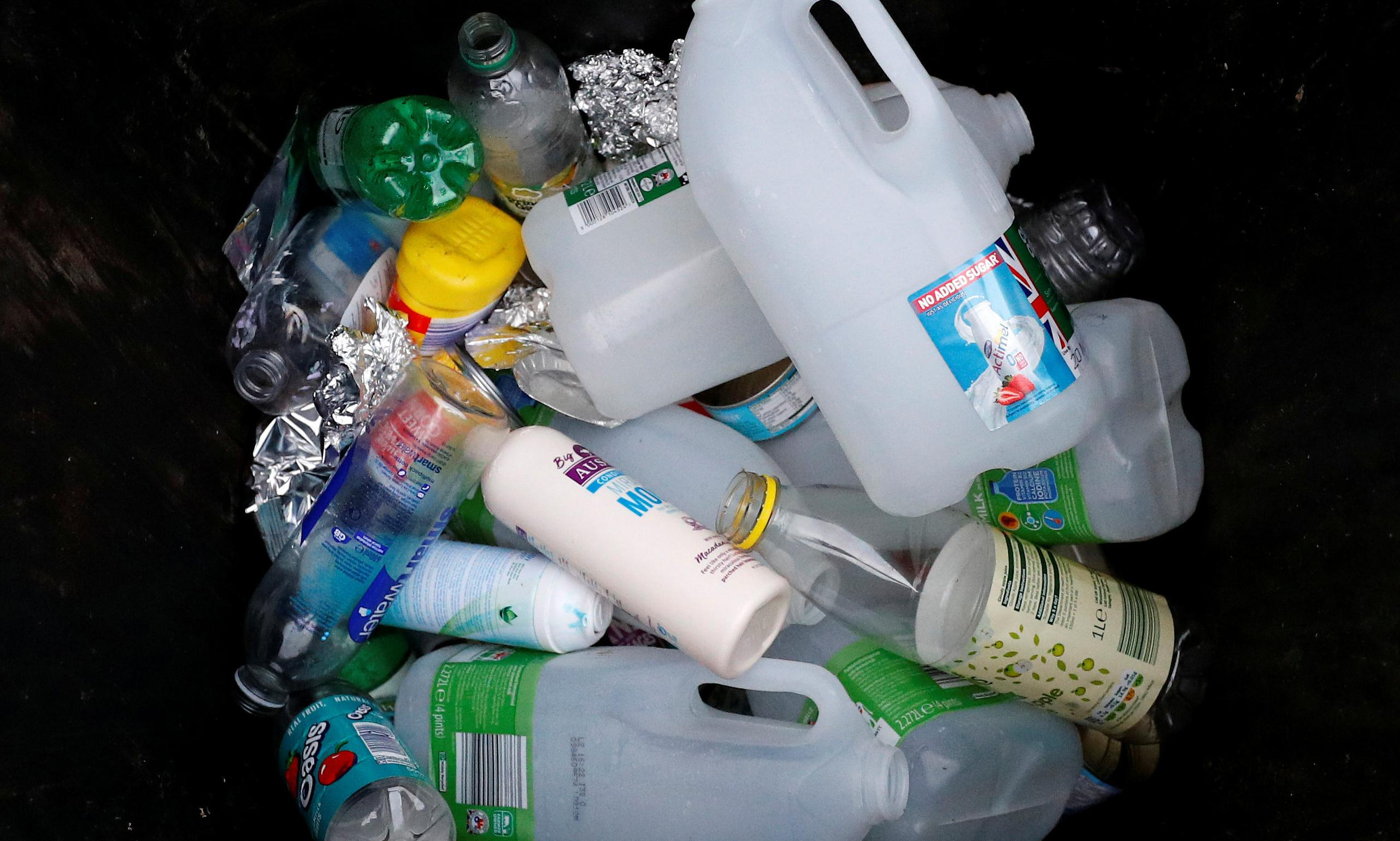 How melting plastic waste could heat homes